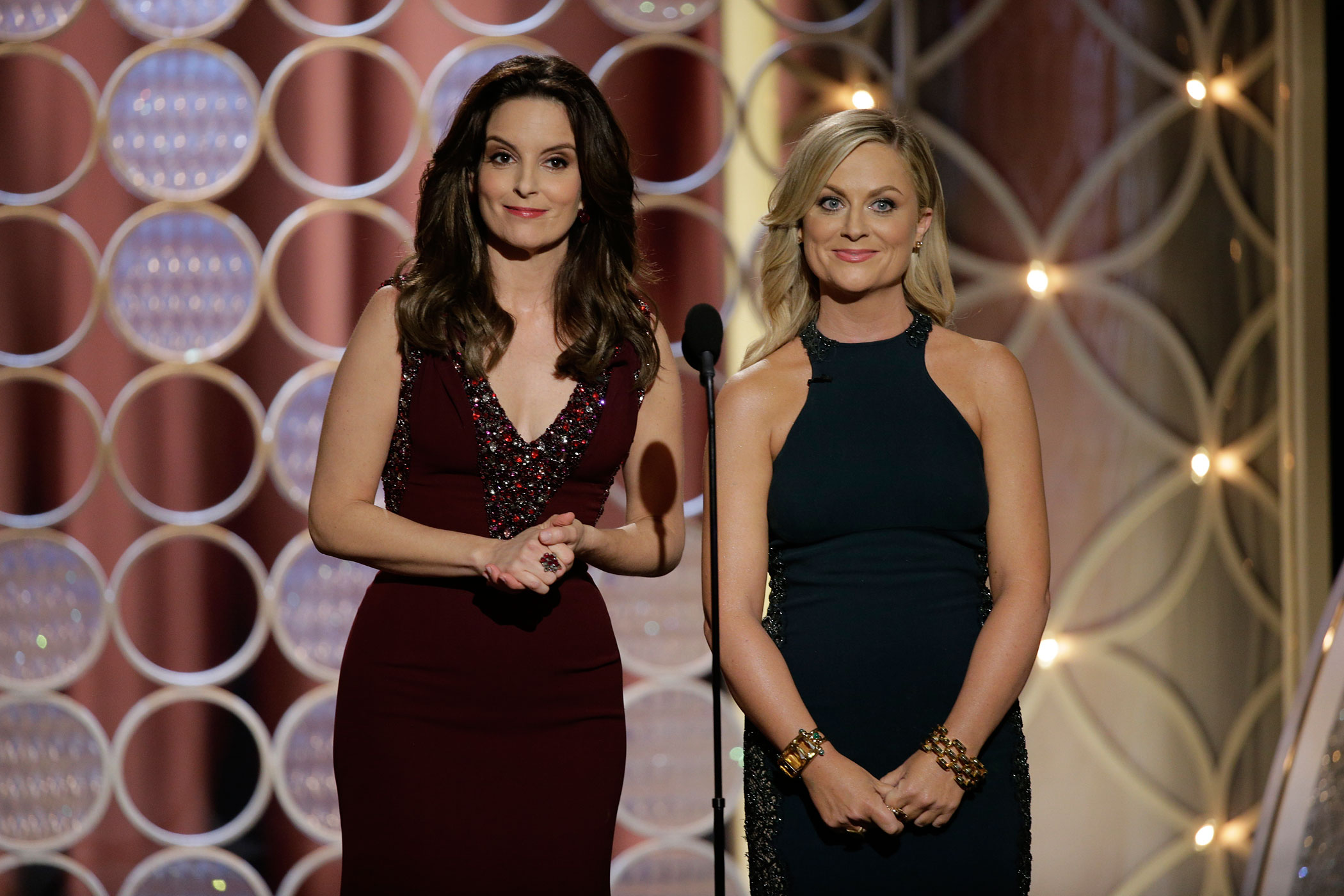 The Golden Globe Television Winners of 2015