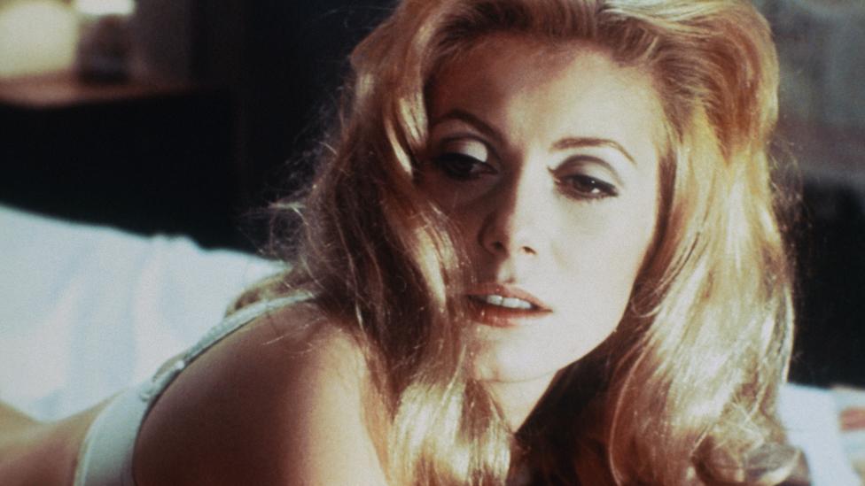 The Complete List of Catherine Deneuve Movies