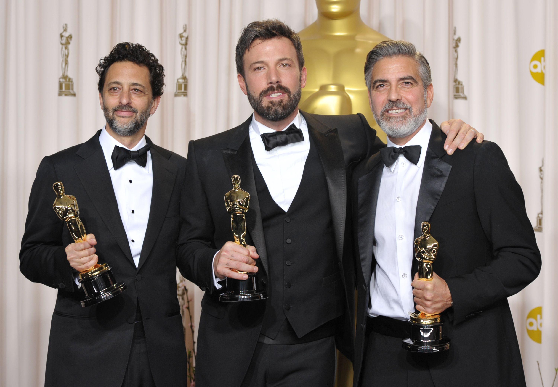 The Complete List of 2013 Oscar Winners