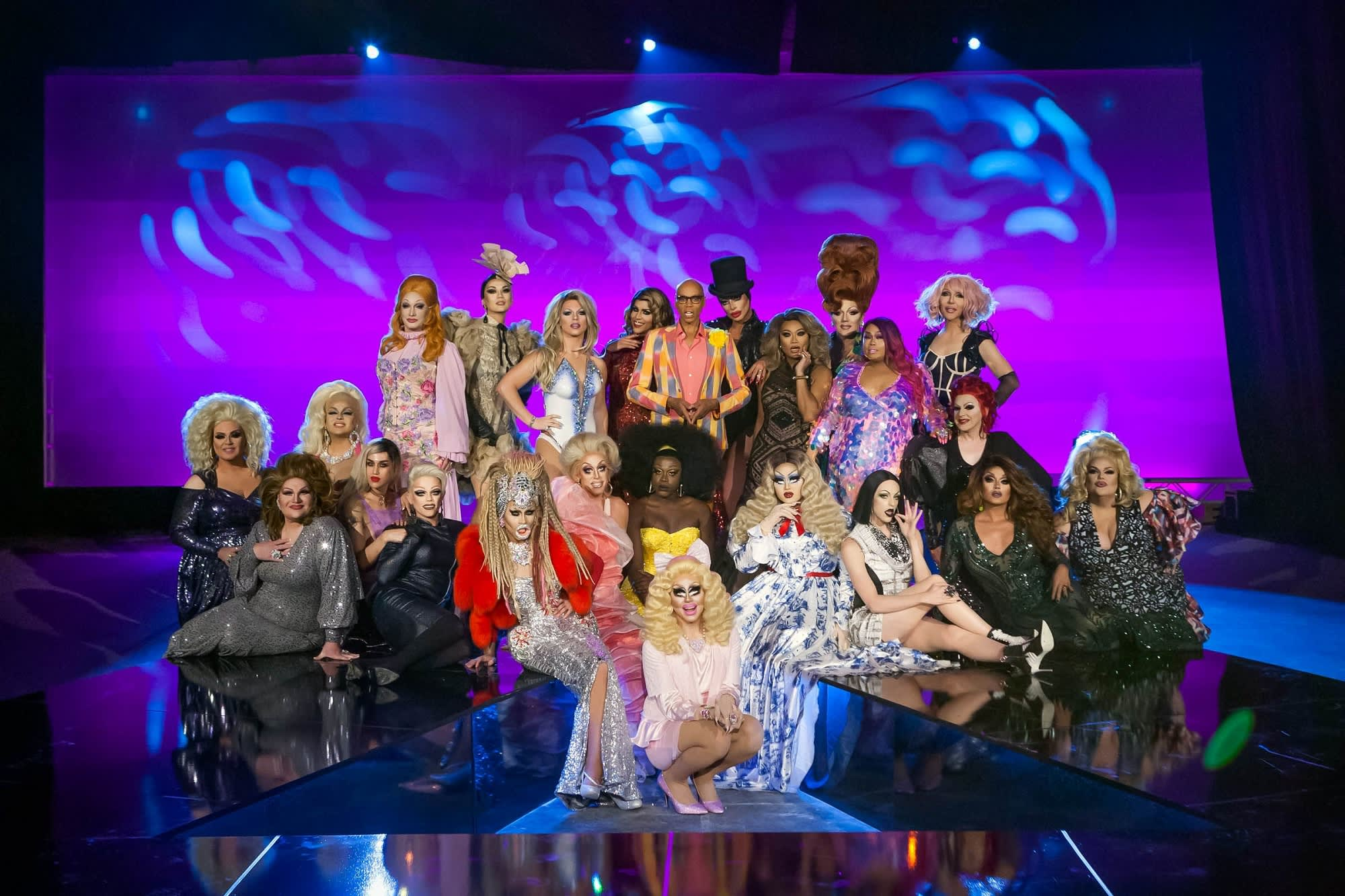 The 50 Most Popular Reality Shows in February 2021