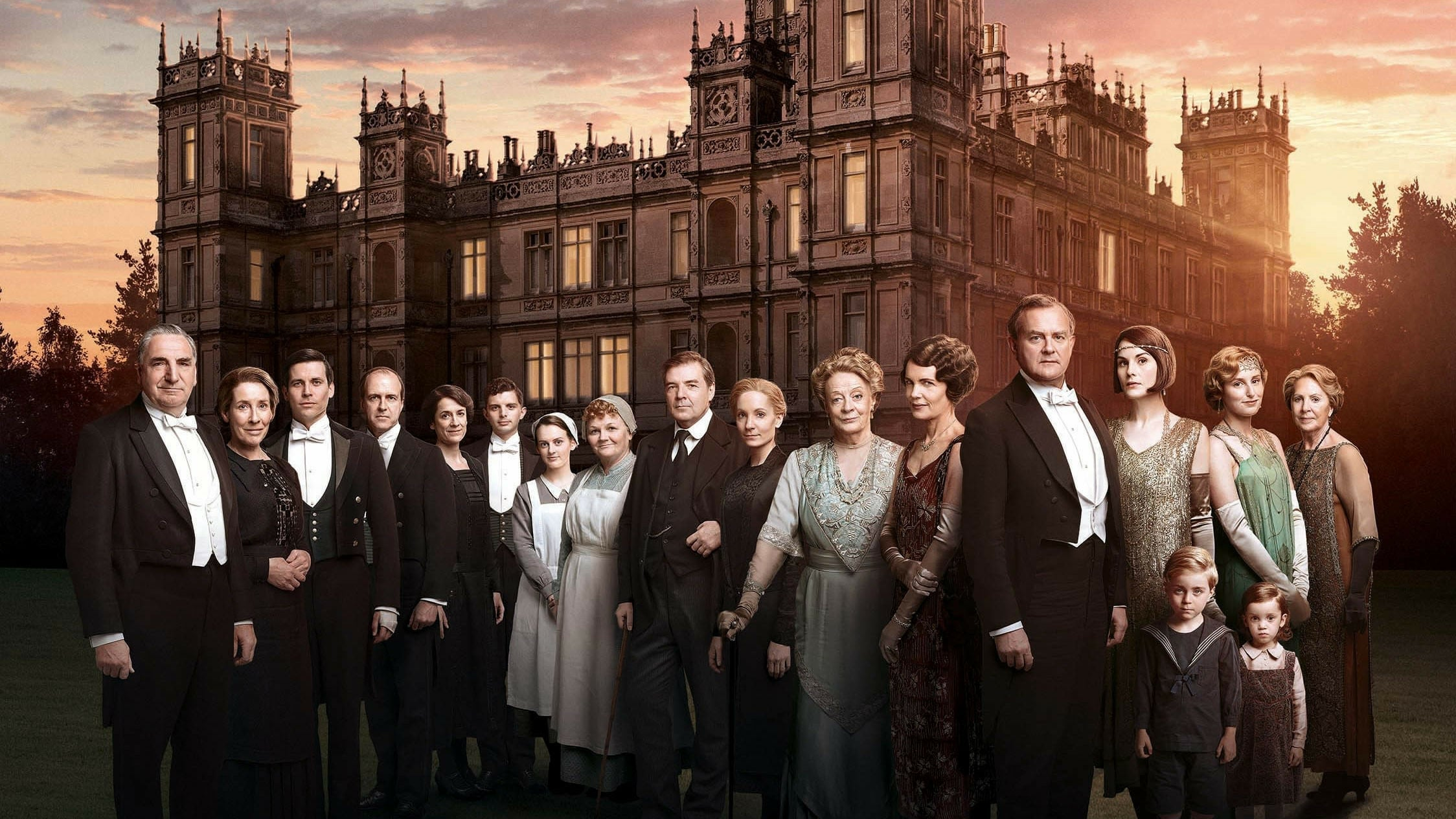 15 Shows for Fans of Downton Abbey