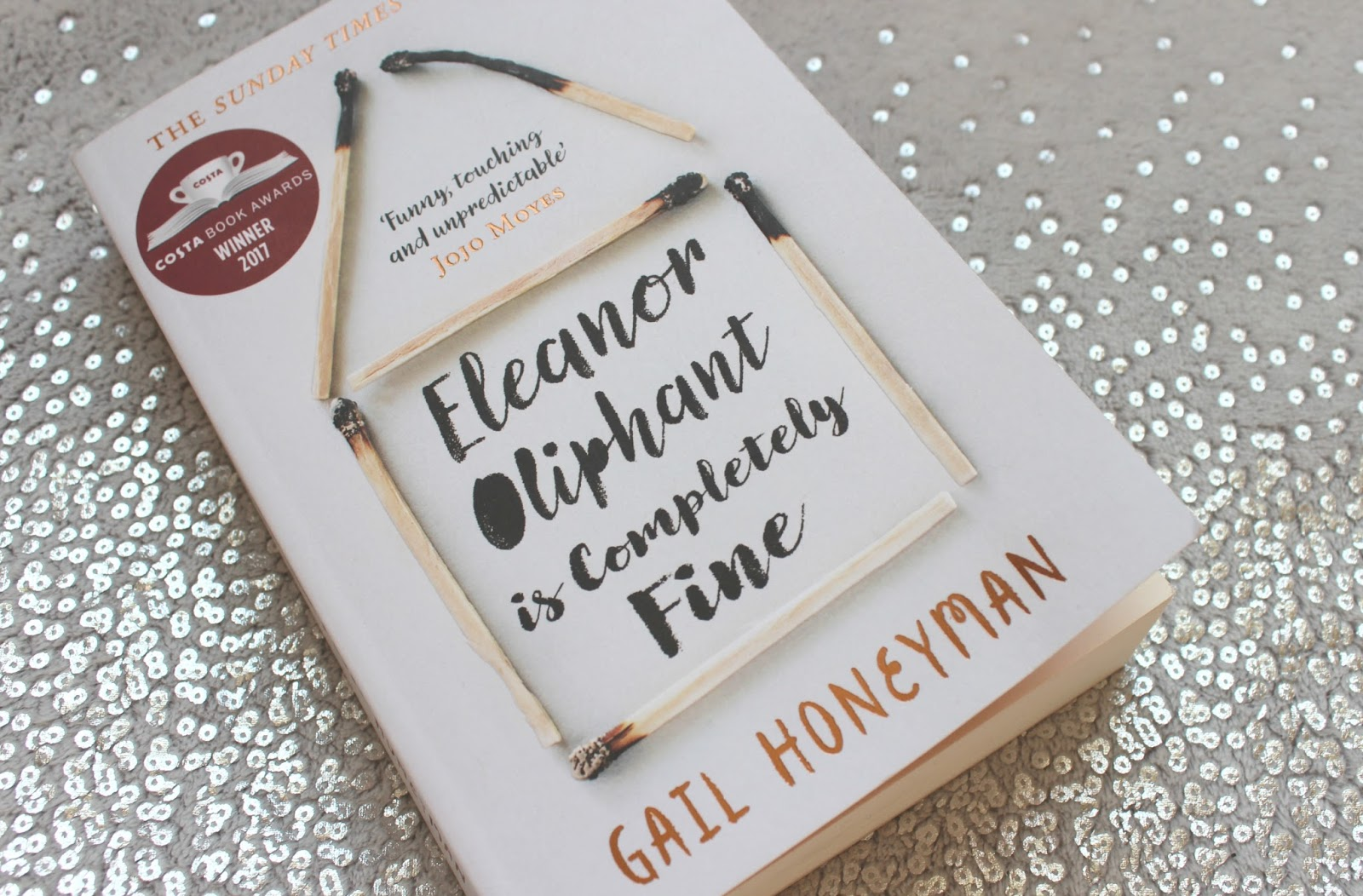 8 Books Like Eleanor Oliphant is Completely Fine