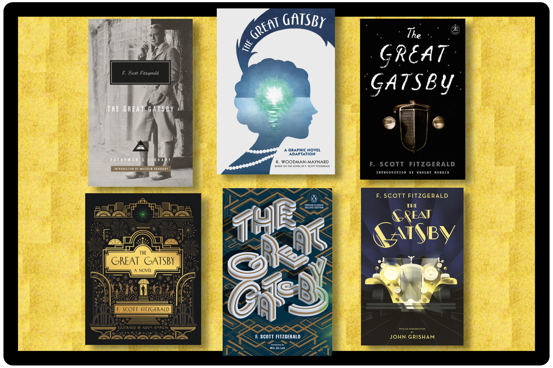 9 Fantastic Books Like The Great Gatsby