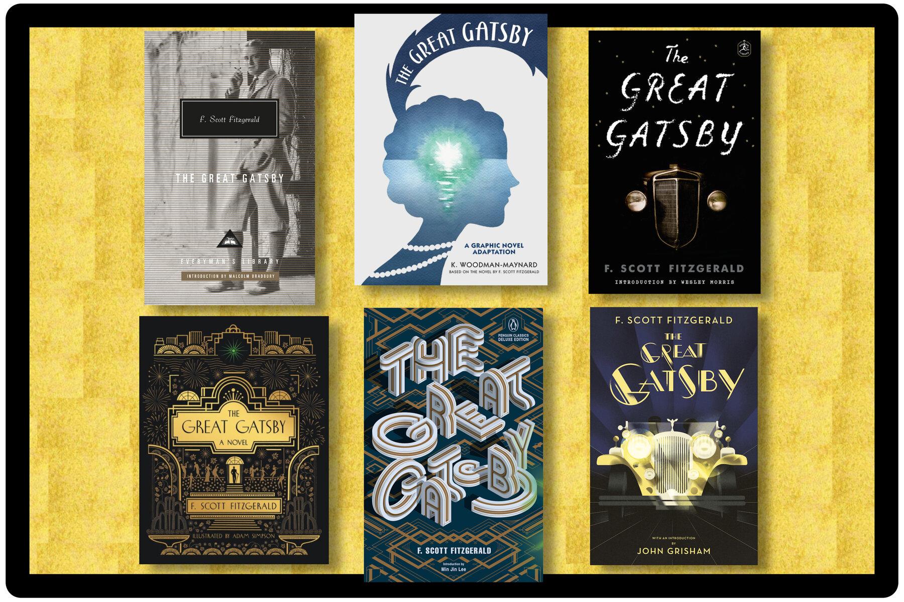 9 Fantastic Books Like The Great Gatsby