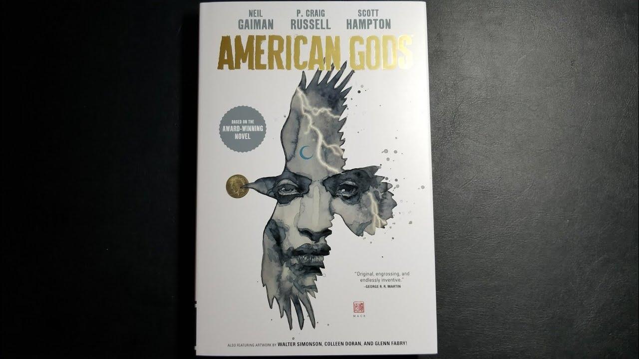 9 Fantastical Books Like American Gods