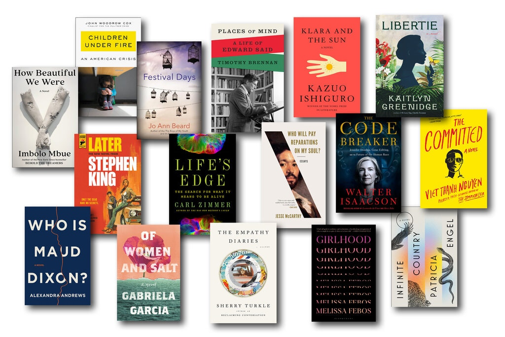 16 New Books to Watch For in March