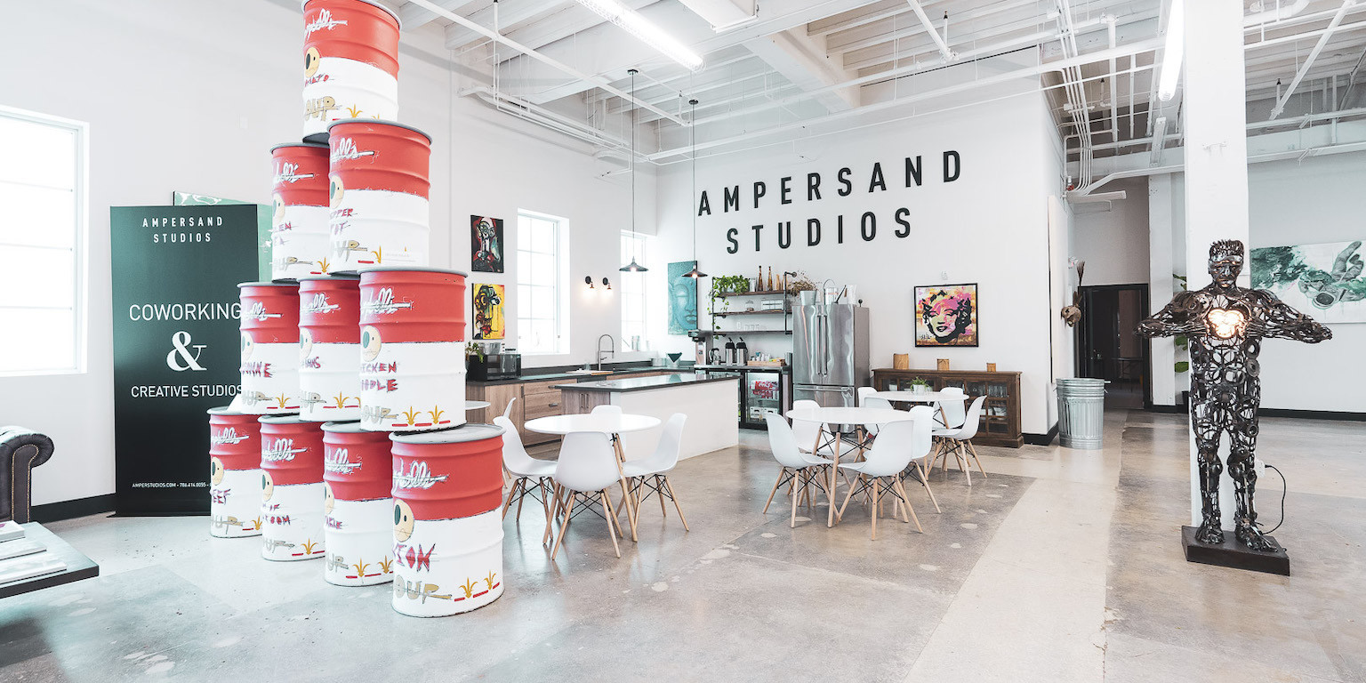 Ampersand Studios: Best Coffee, Lunch, and After Work Spots Nearby