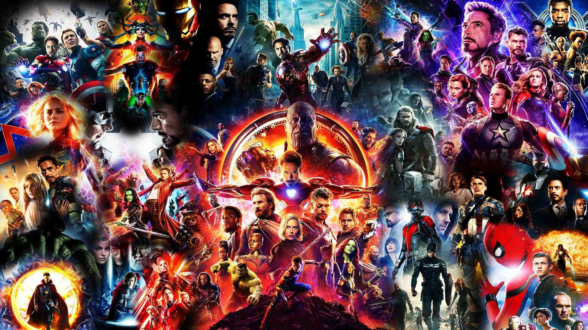 Every Movie from the Marvel Cinematic Universe