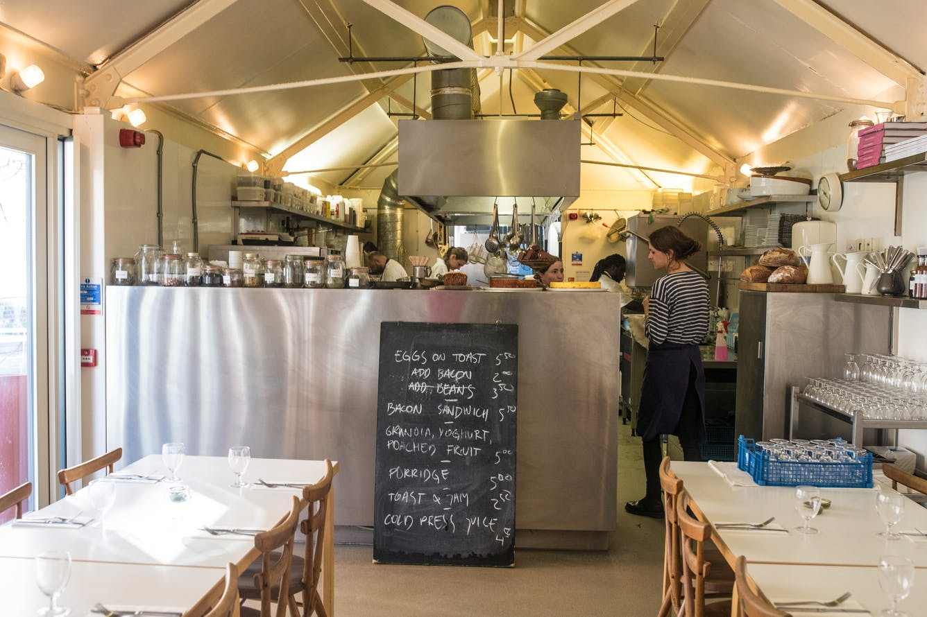 Where To Eat Lunch In Shoreditch - Spring 2021