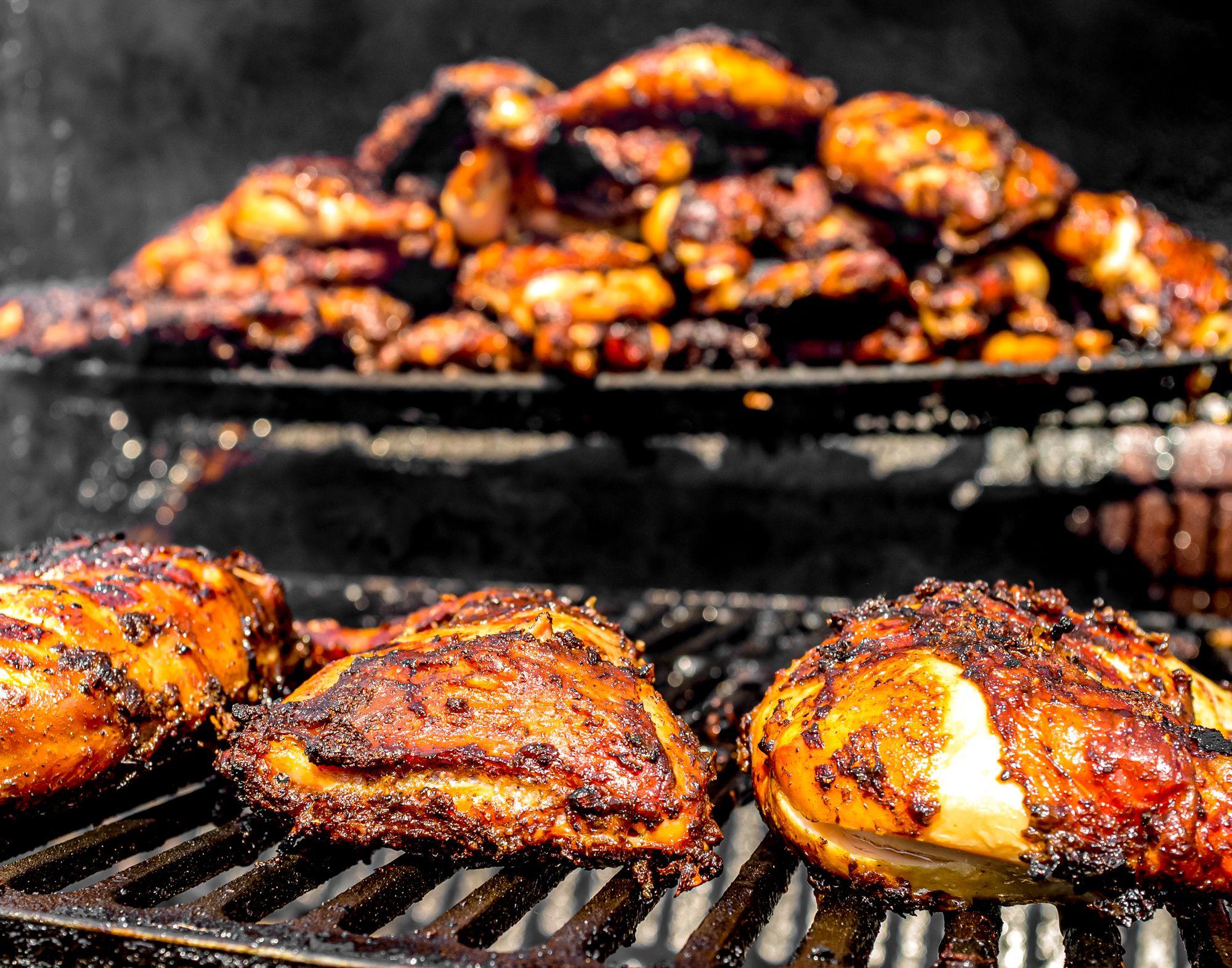 The 5 Best Jerk Chicken Spots In East London