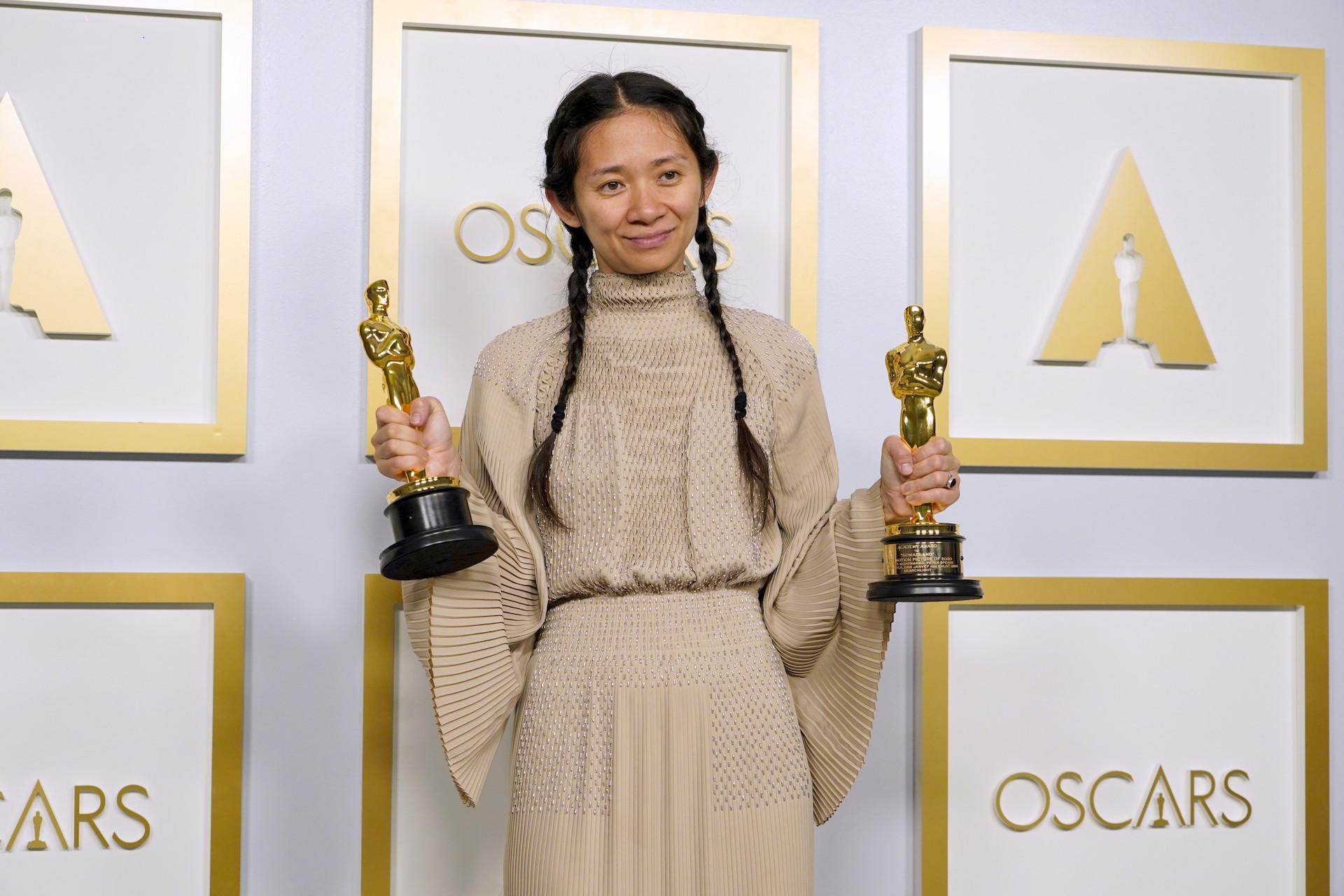 The 2021 Oscar Winners