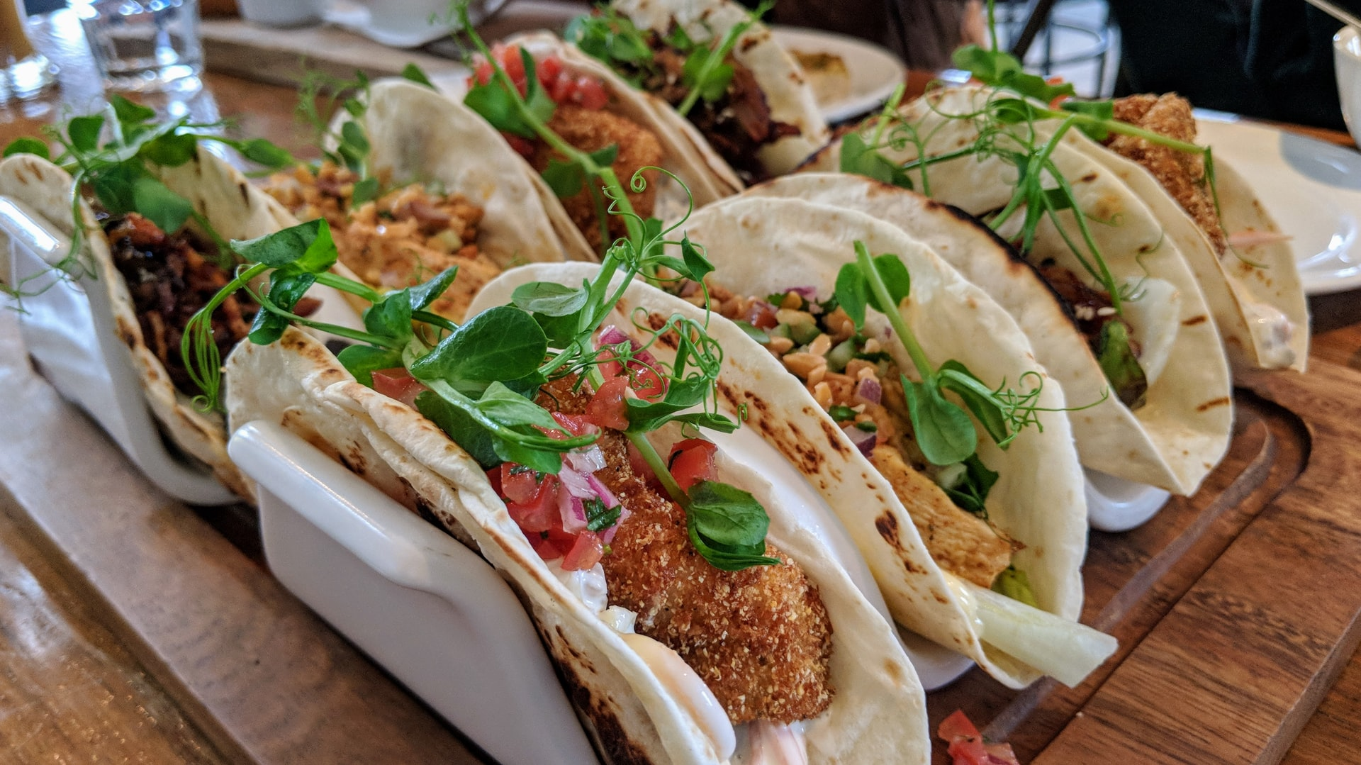 The 10 Best Places to Eat Tacos in London - Spring 2021