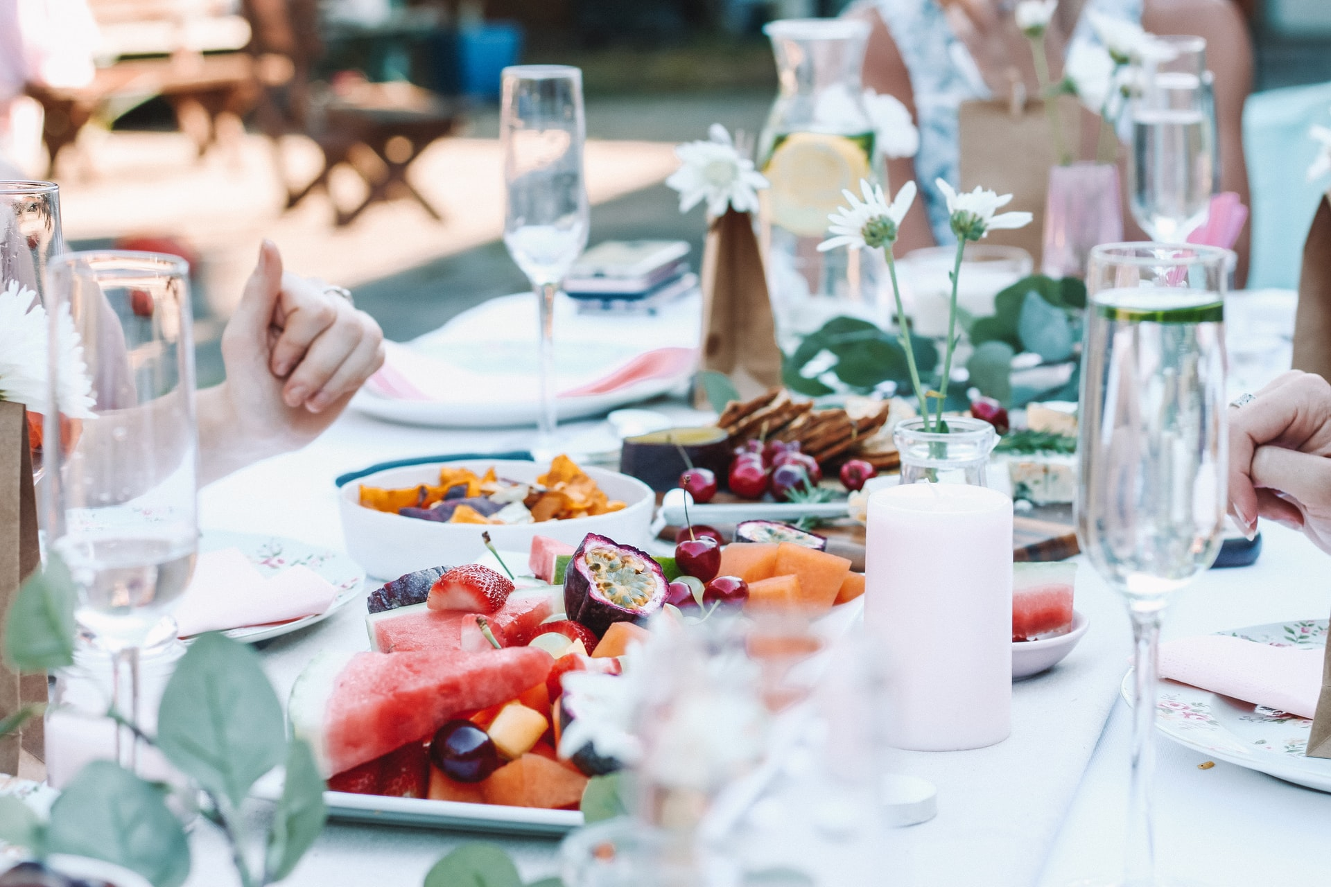 Best Outdoor Restaurants In South London