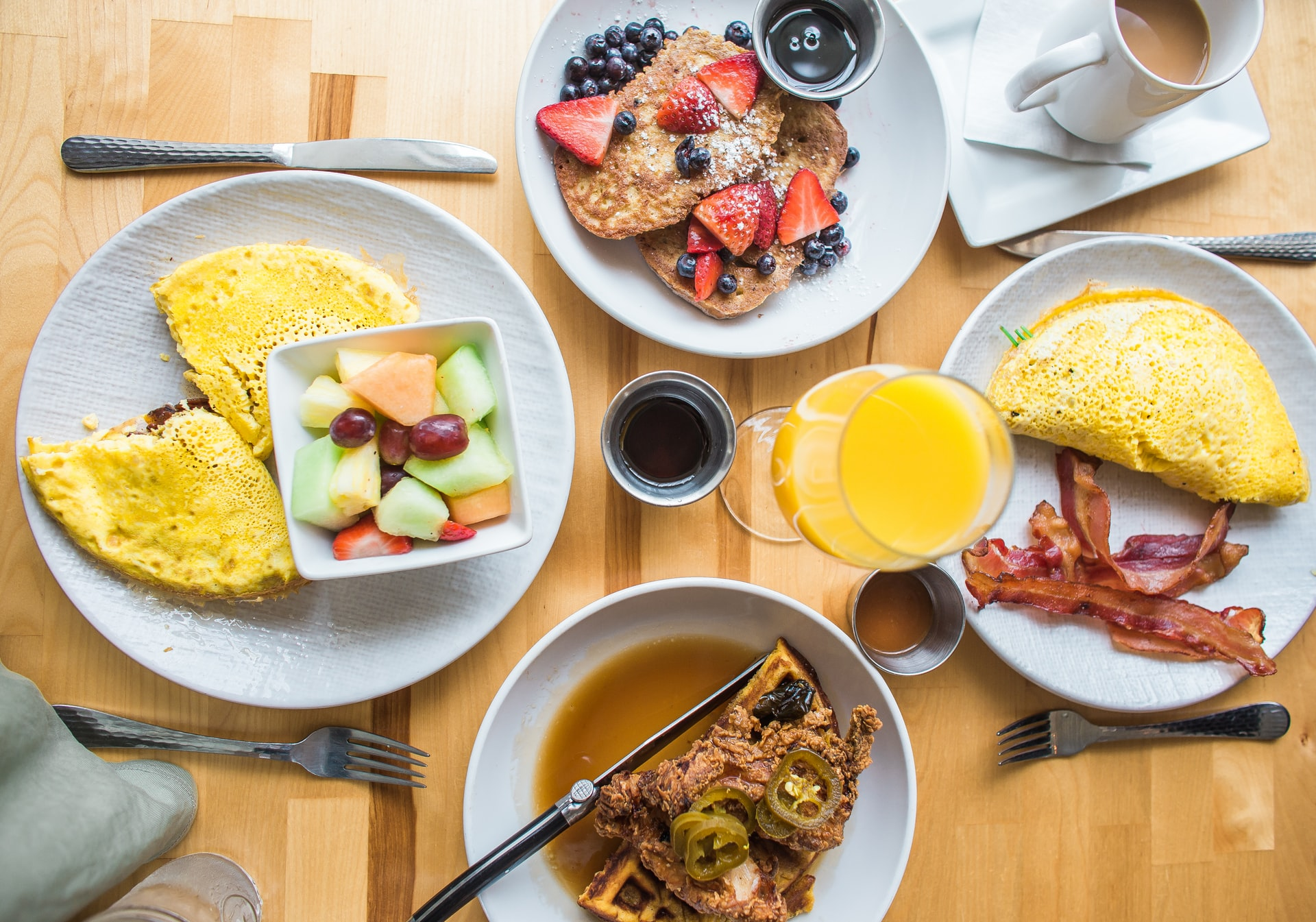 Boozy And Bottomless Brunches in Central London