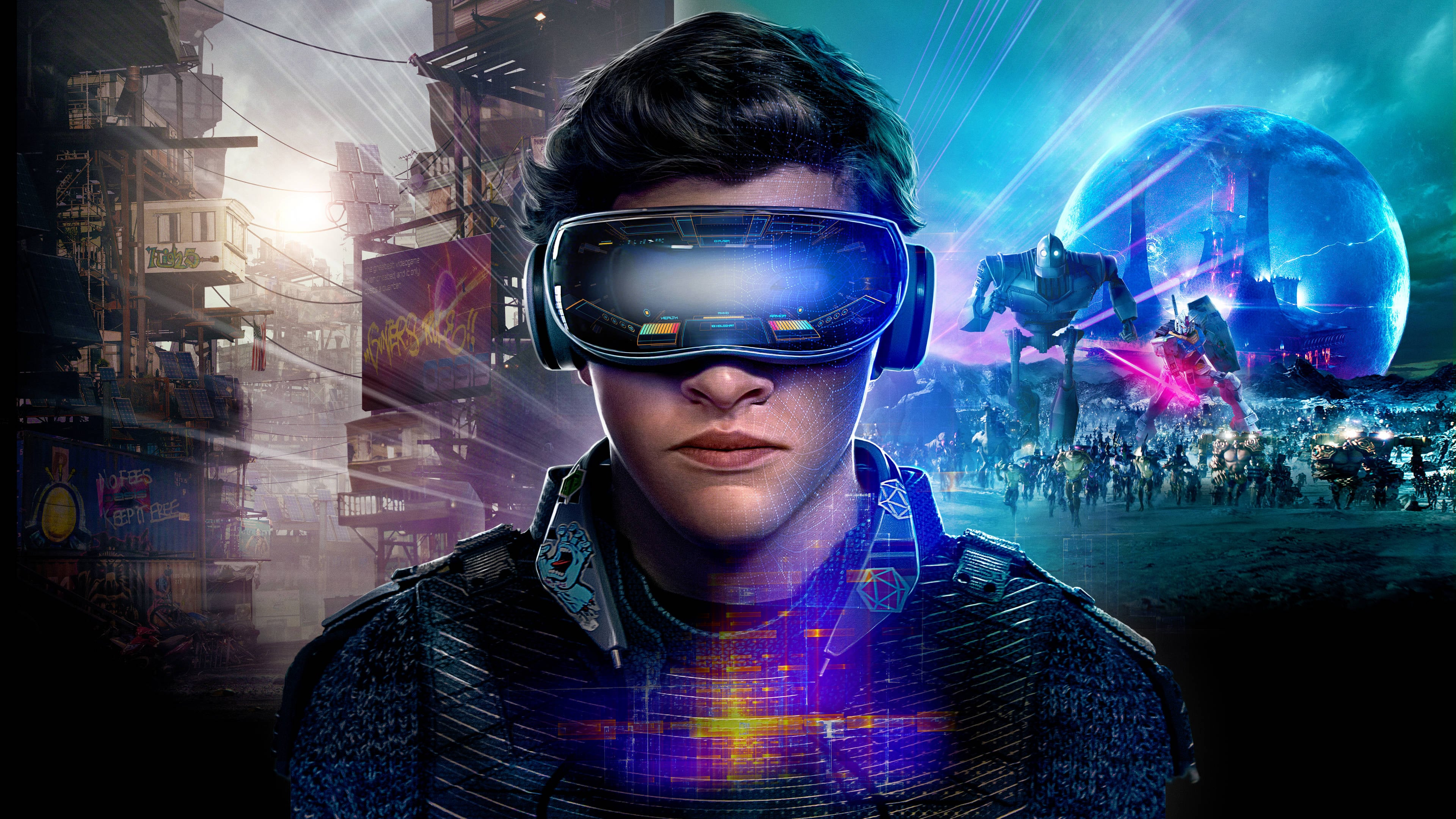 Movies Like Ready Player One