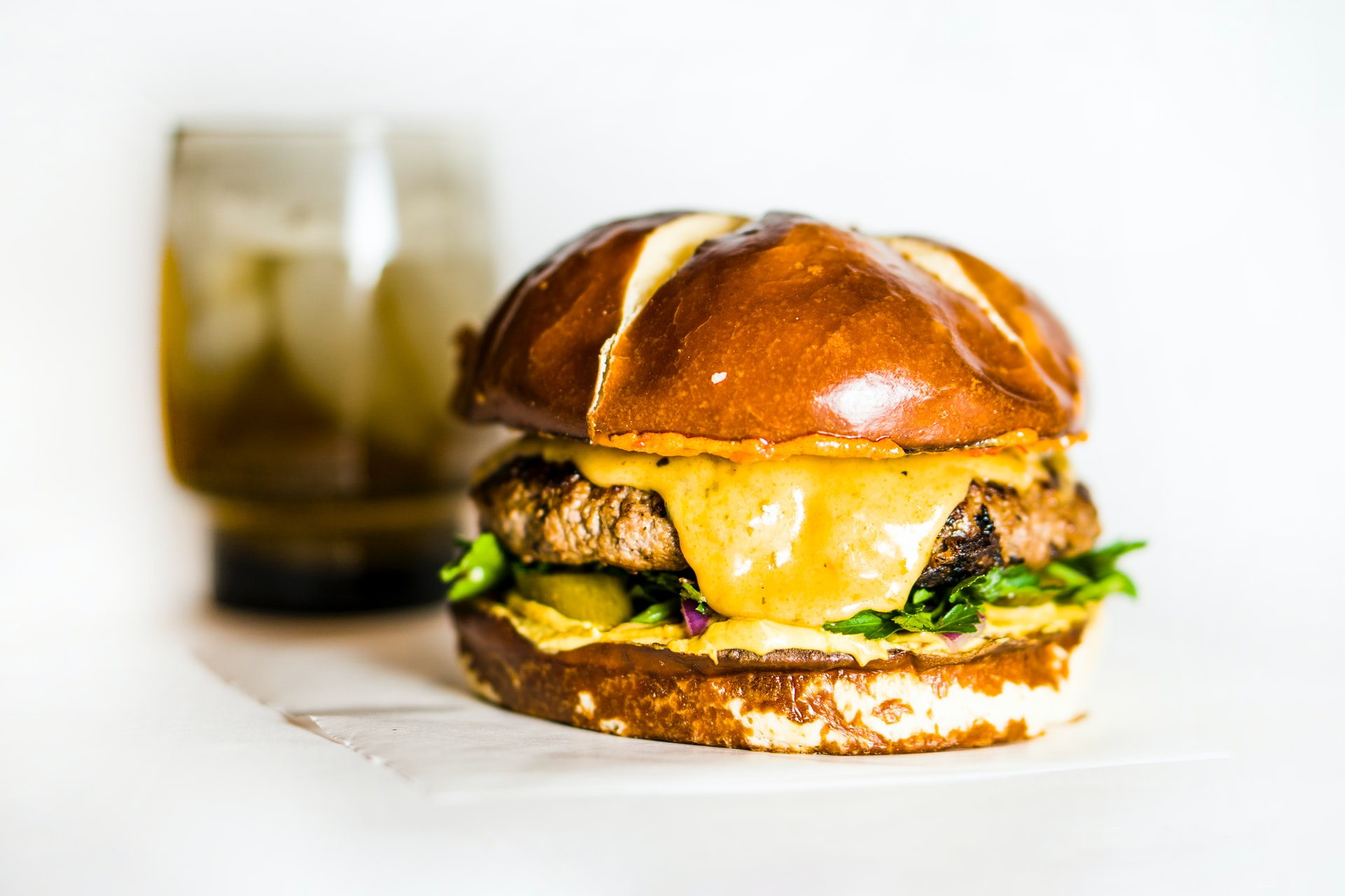 Best Vegetarian Burgers In London
