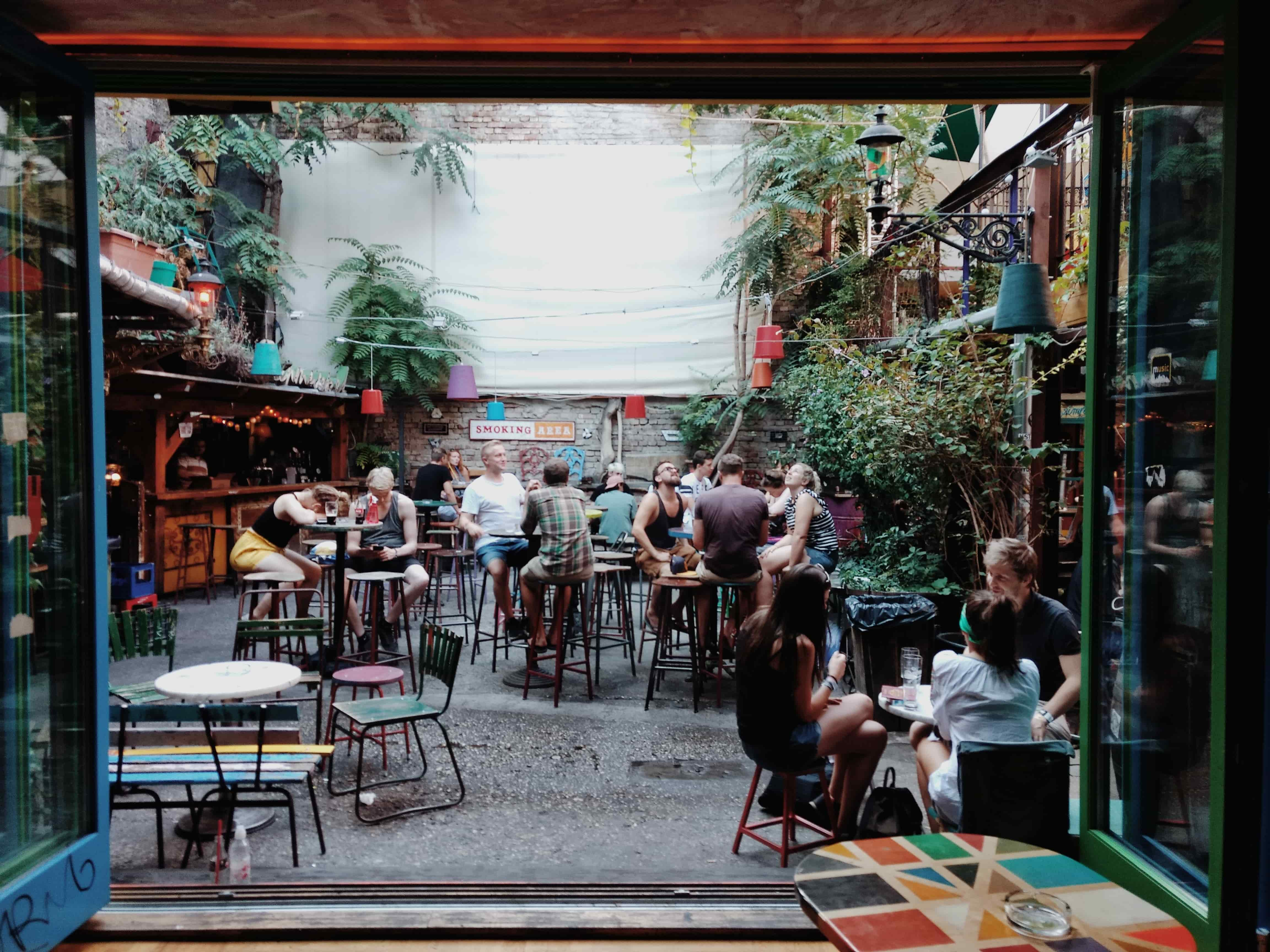 Bars with Outdoor Seating in Birmingham