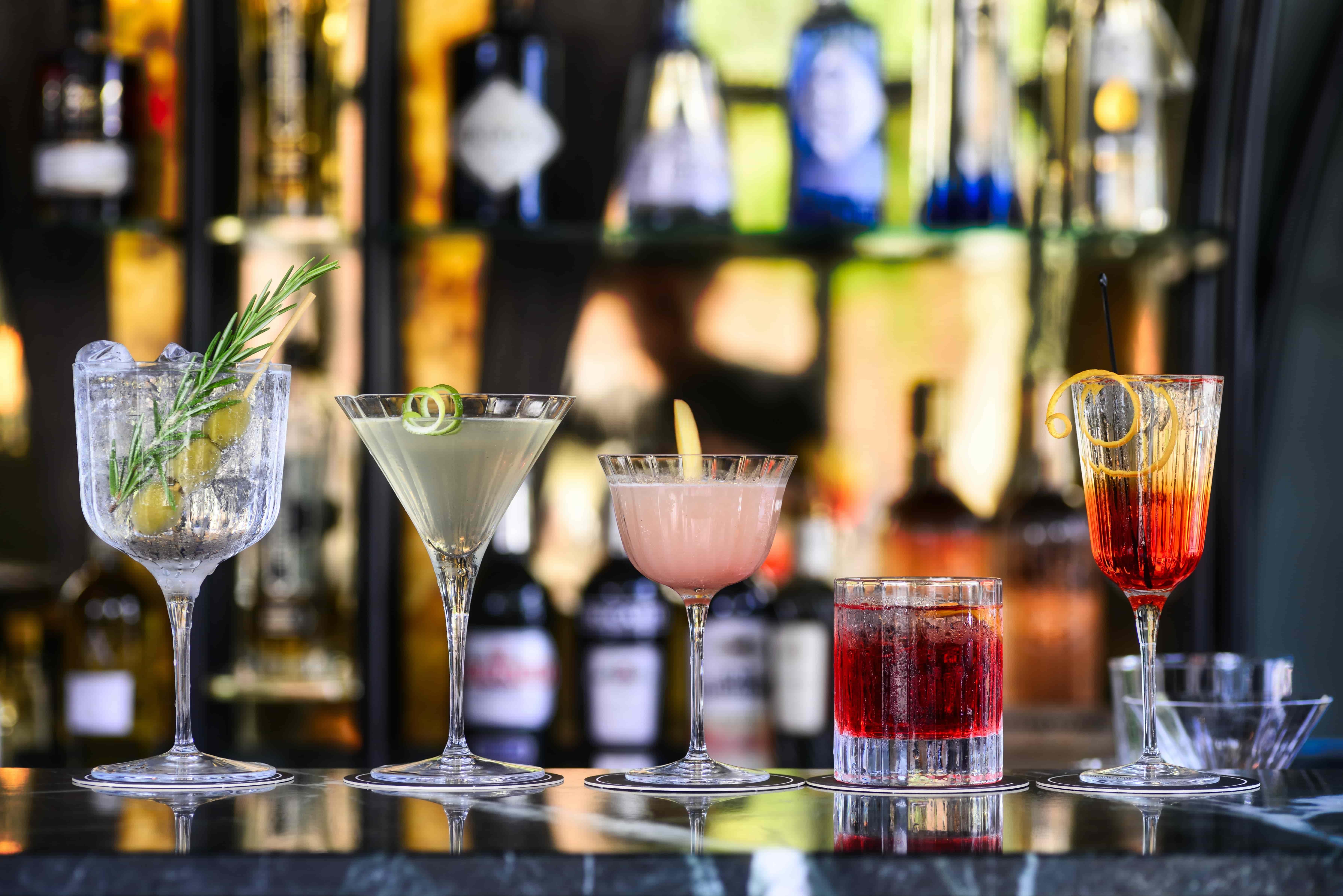 Cocktail Bars in Birmingham