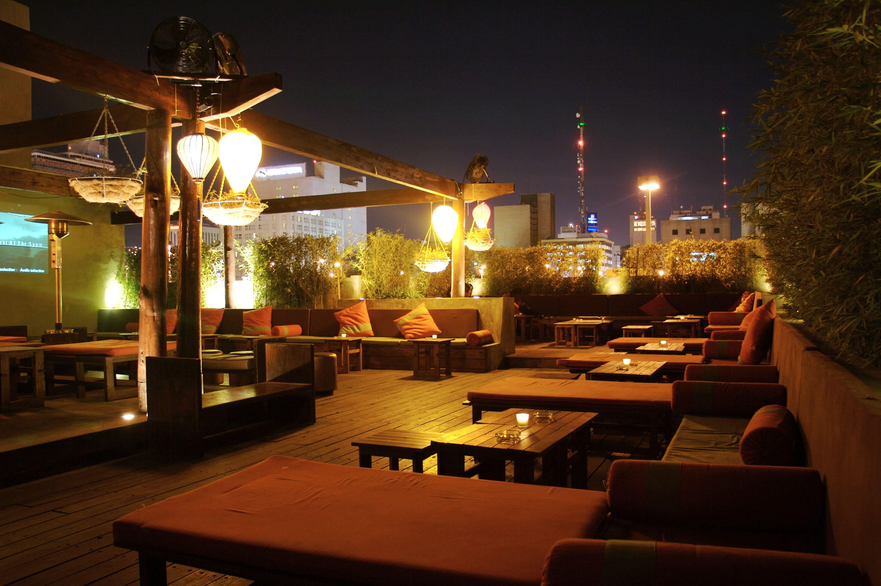 Rooftop Bars in Birmingham