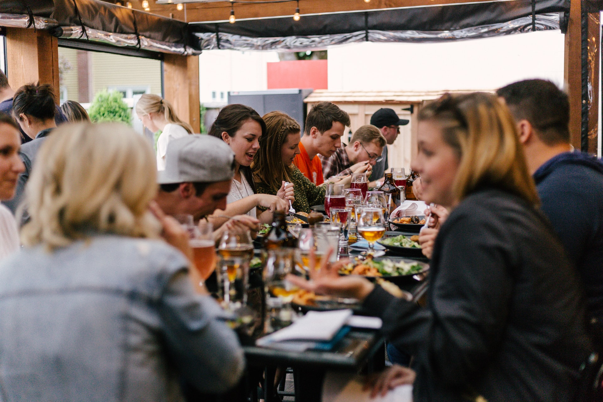 Where To Drink Outside In London: East London