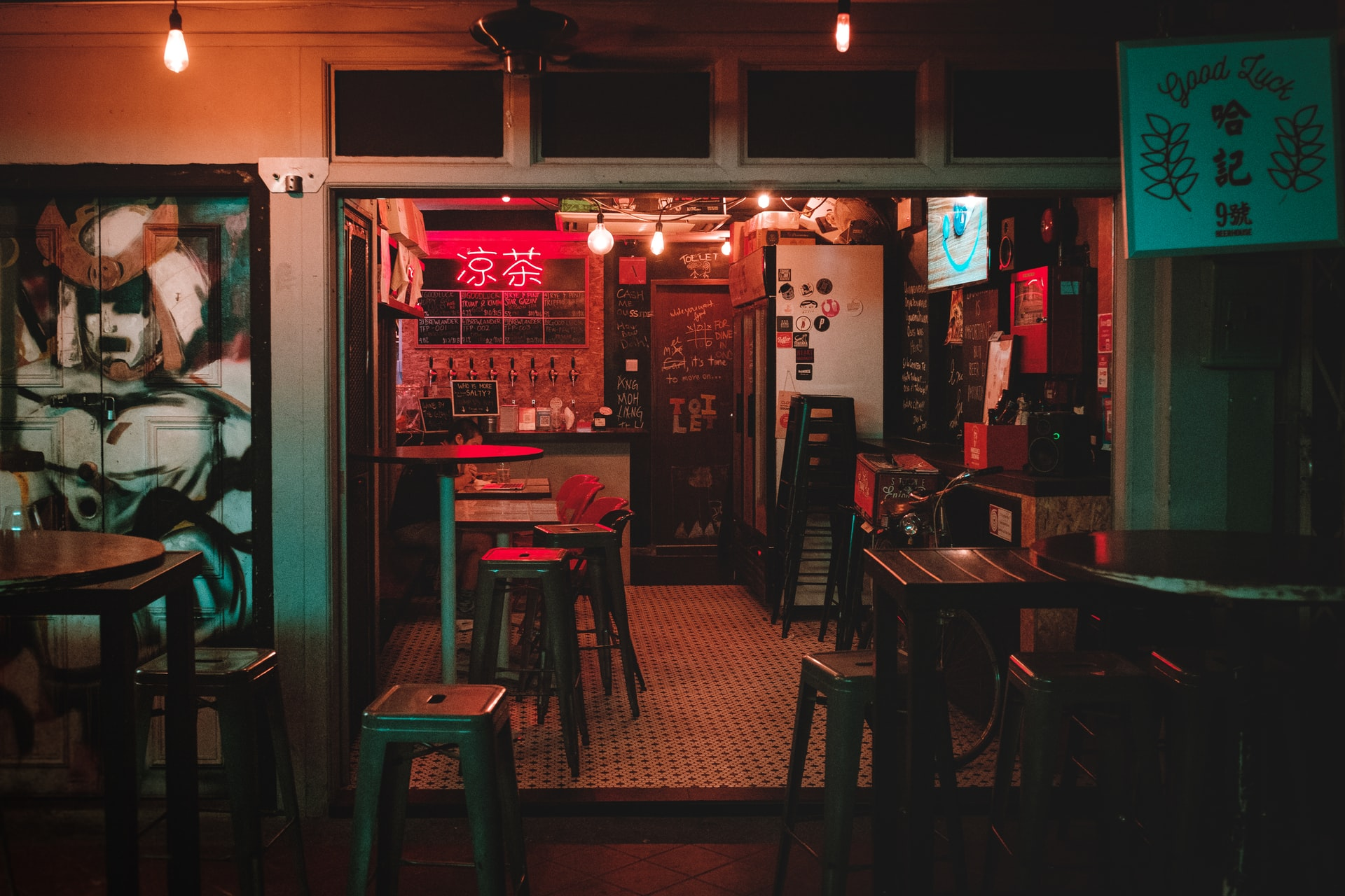 Quirky Restaurants In Manchester