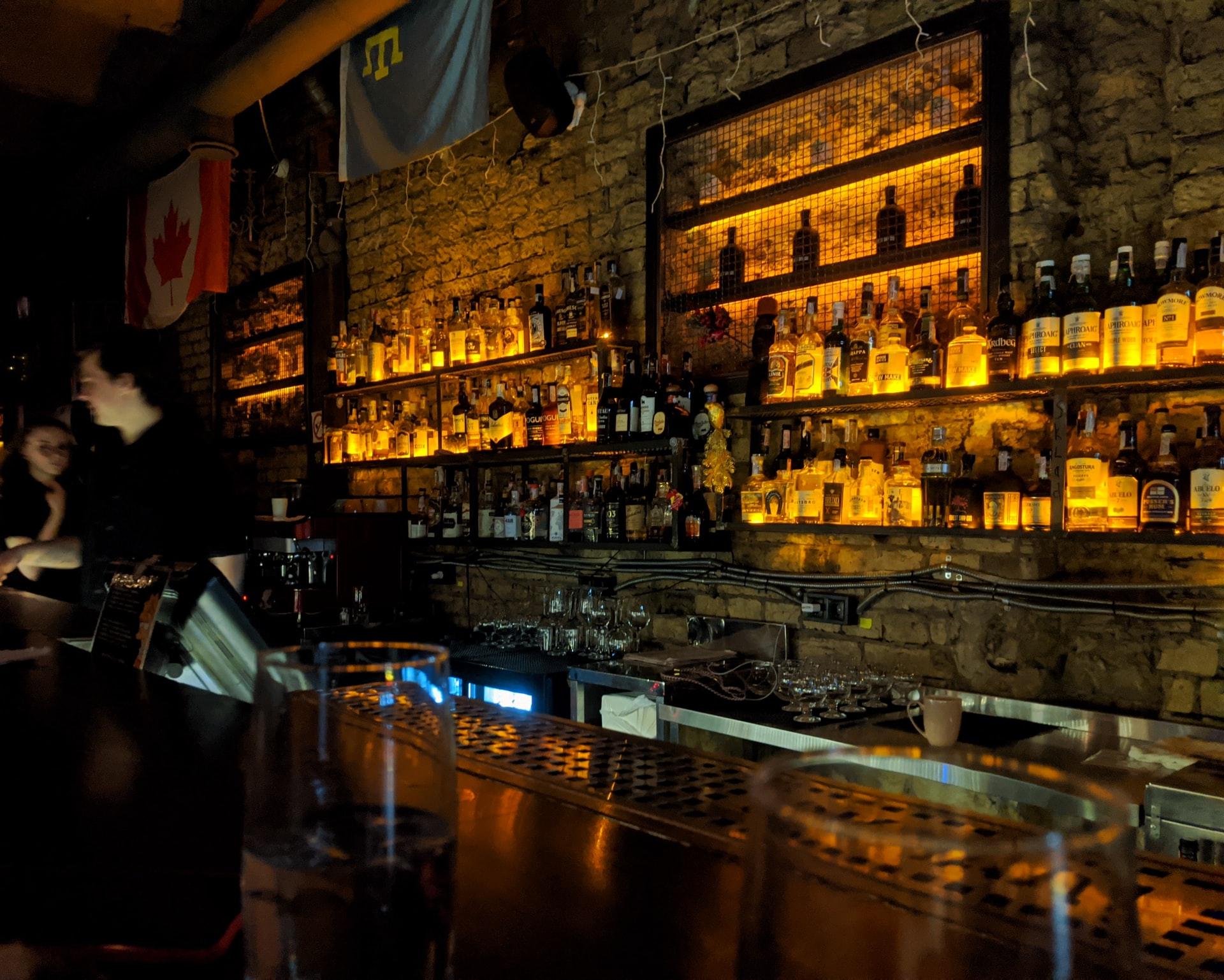 Secret Bars In Manchester