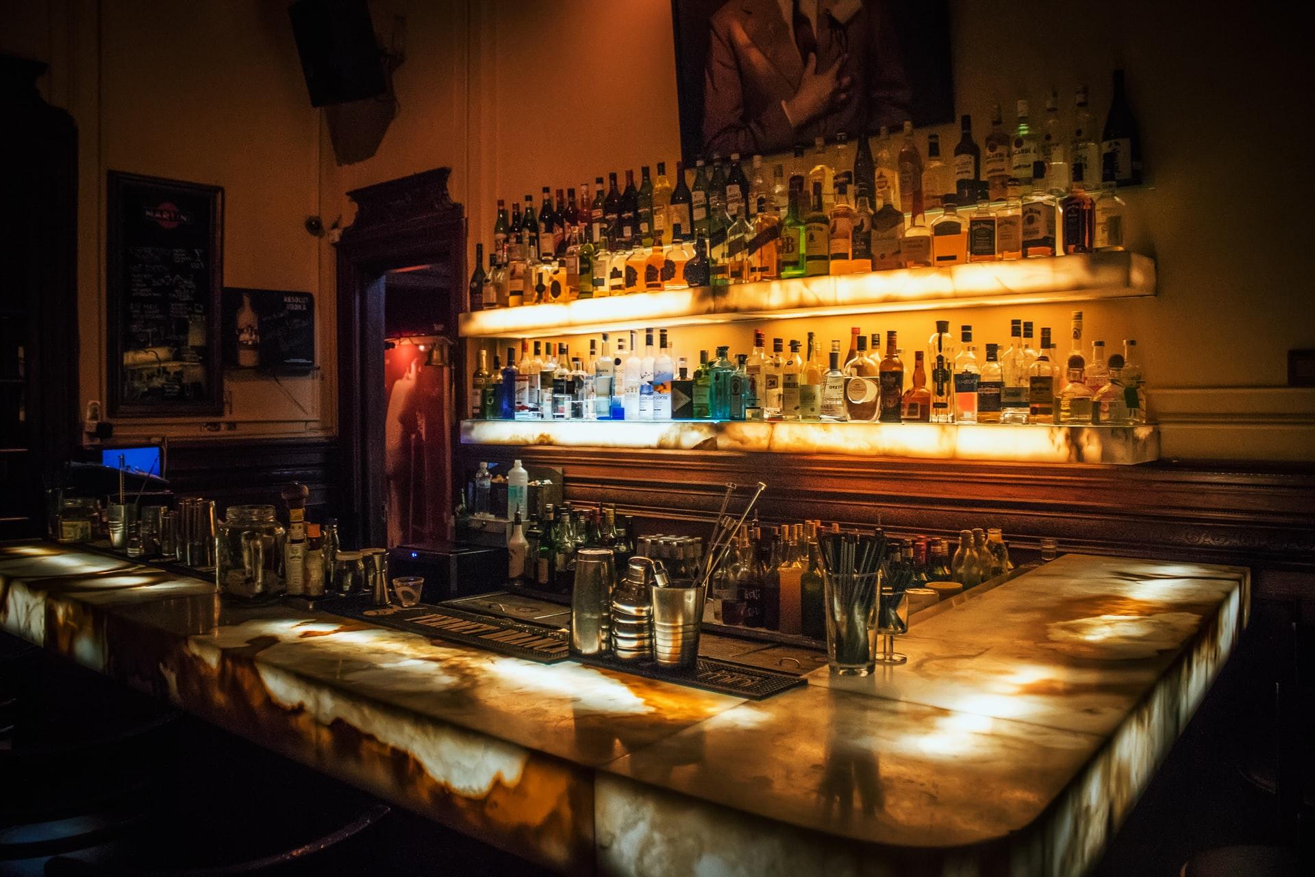 Speakeasy Bars in  Manchester