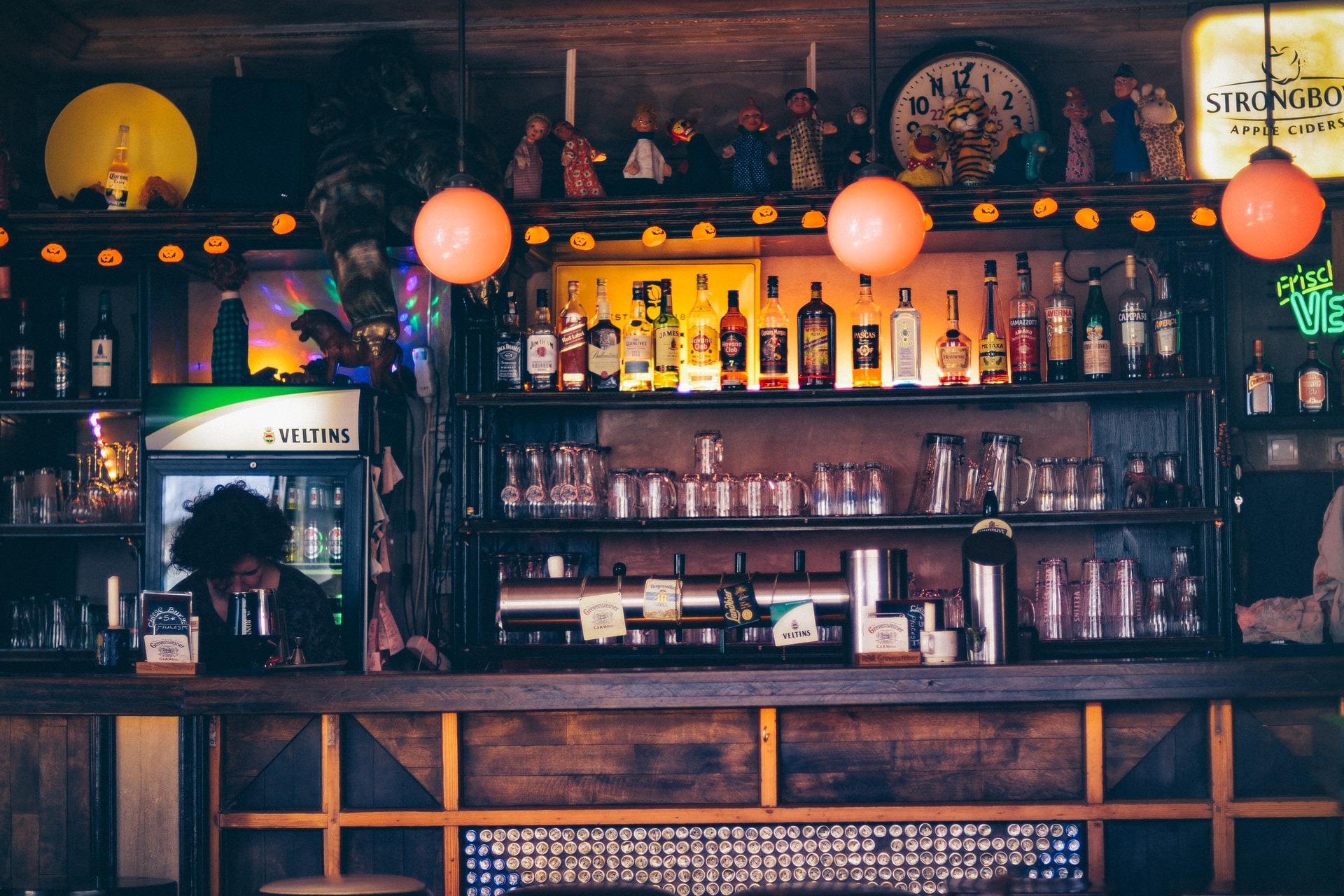 Weird and Wonderful Bars In London