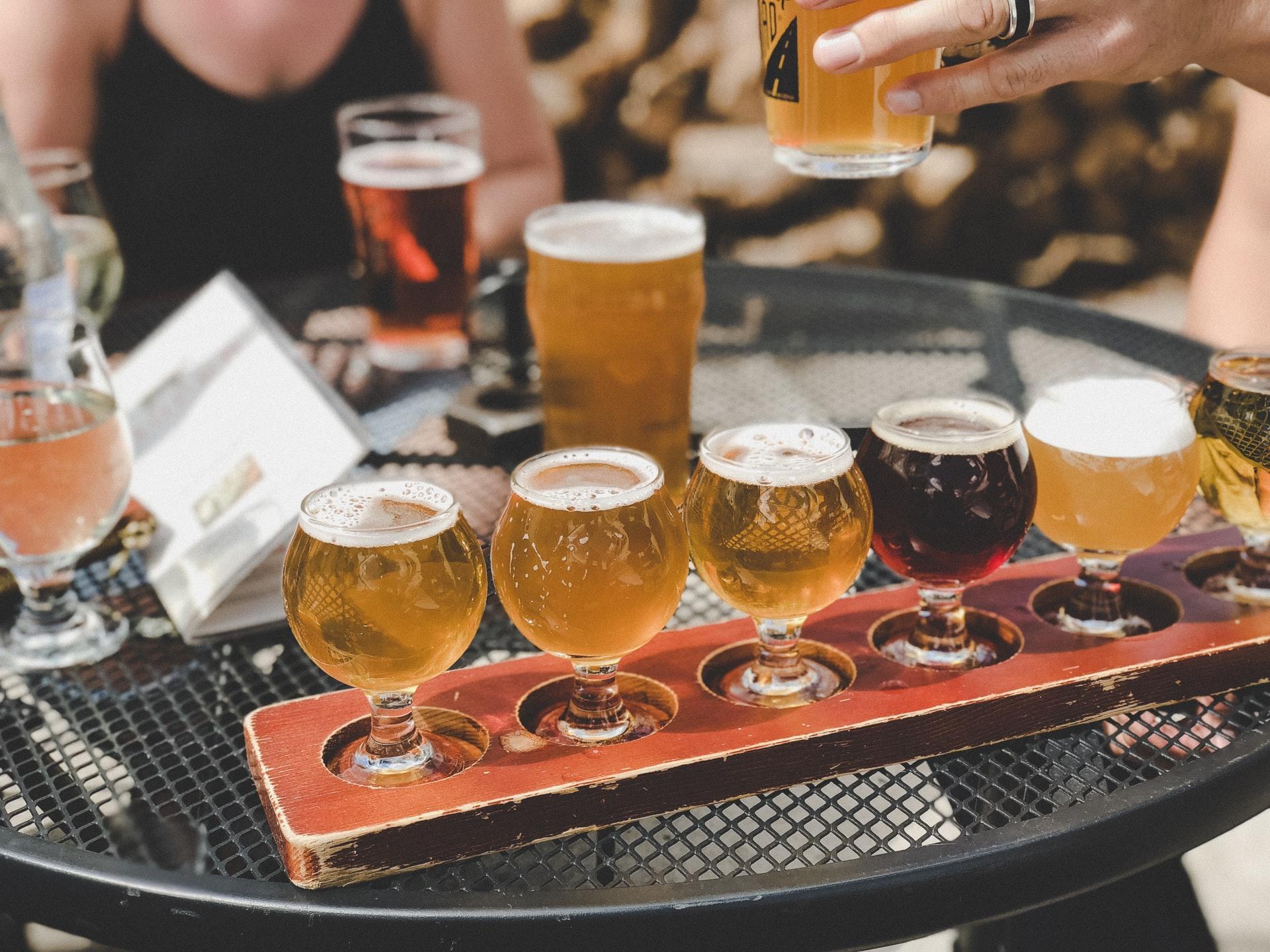 Best Beer Gardens In North London