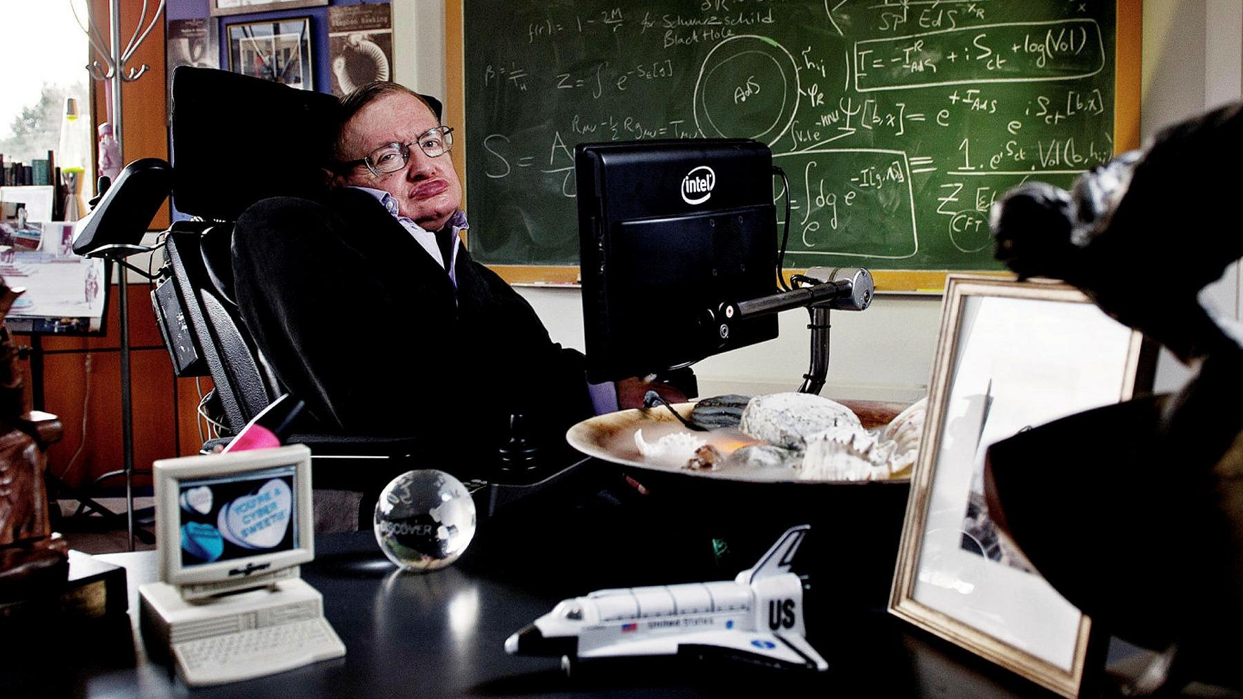 Books by Stephen Hawking