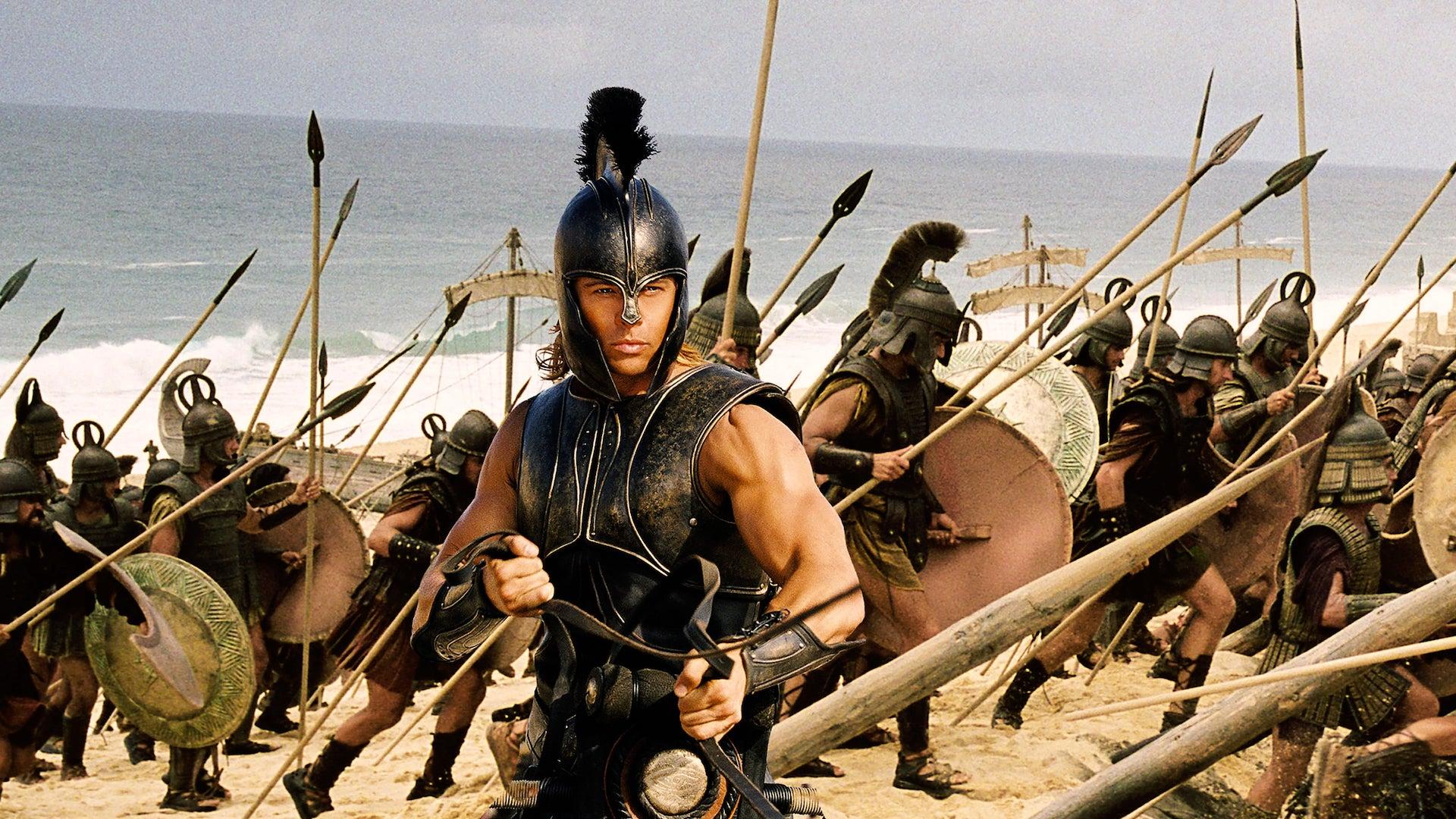 Movies Like Troy