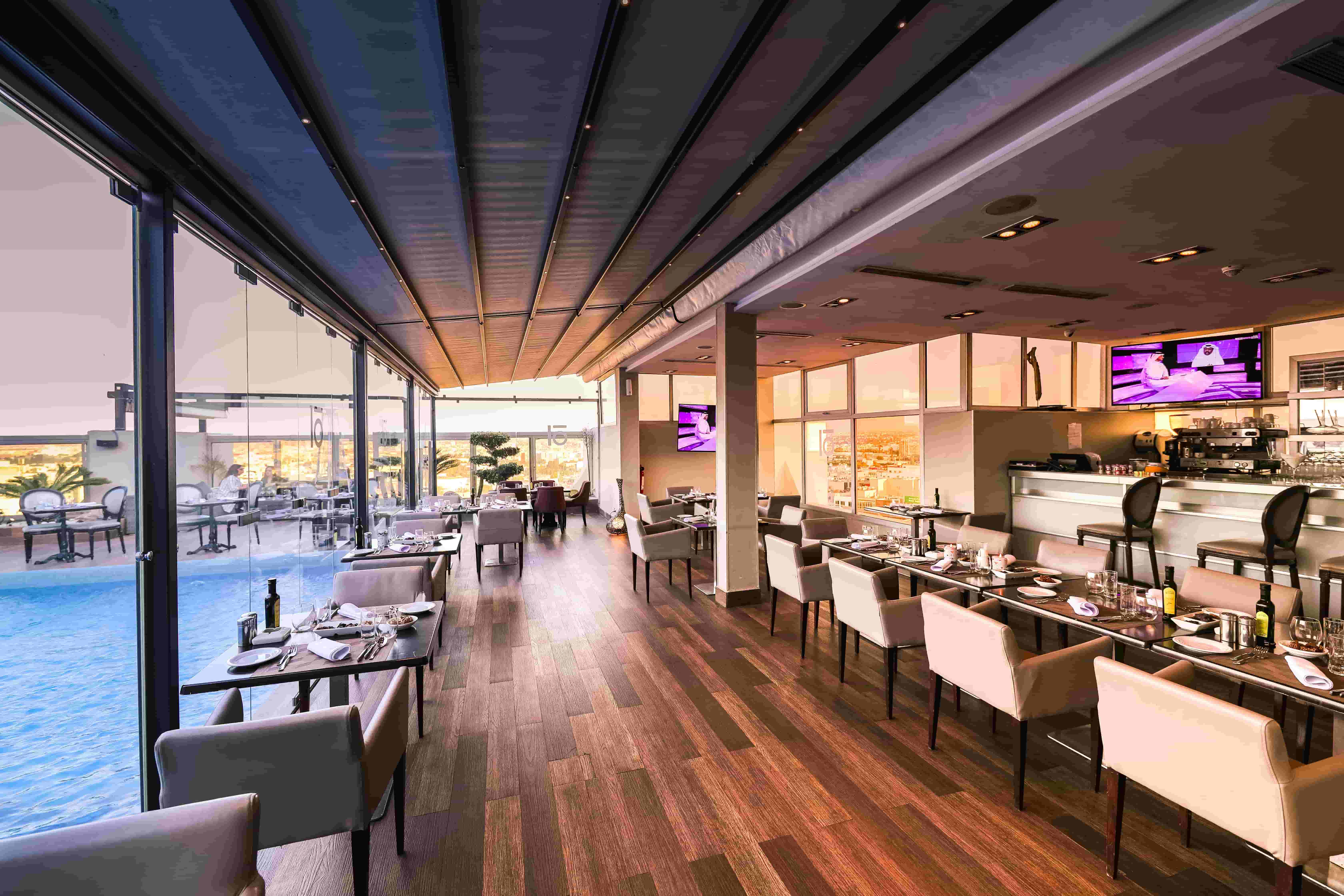 Bristol Restaurants With A View
