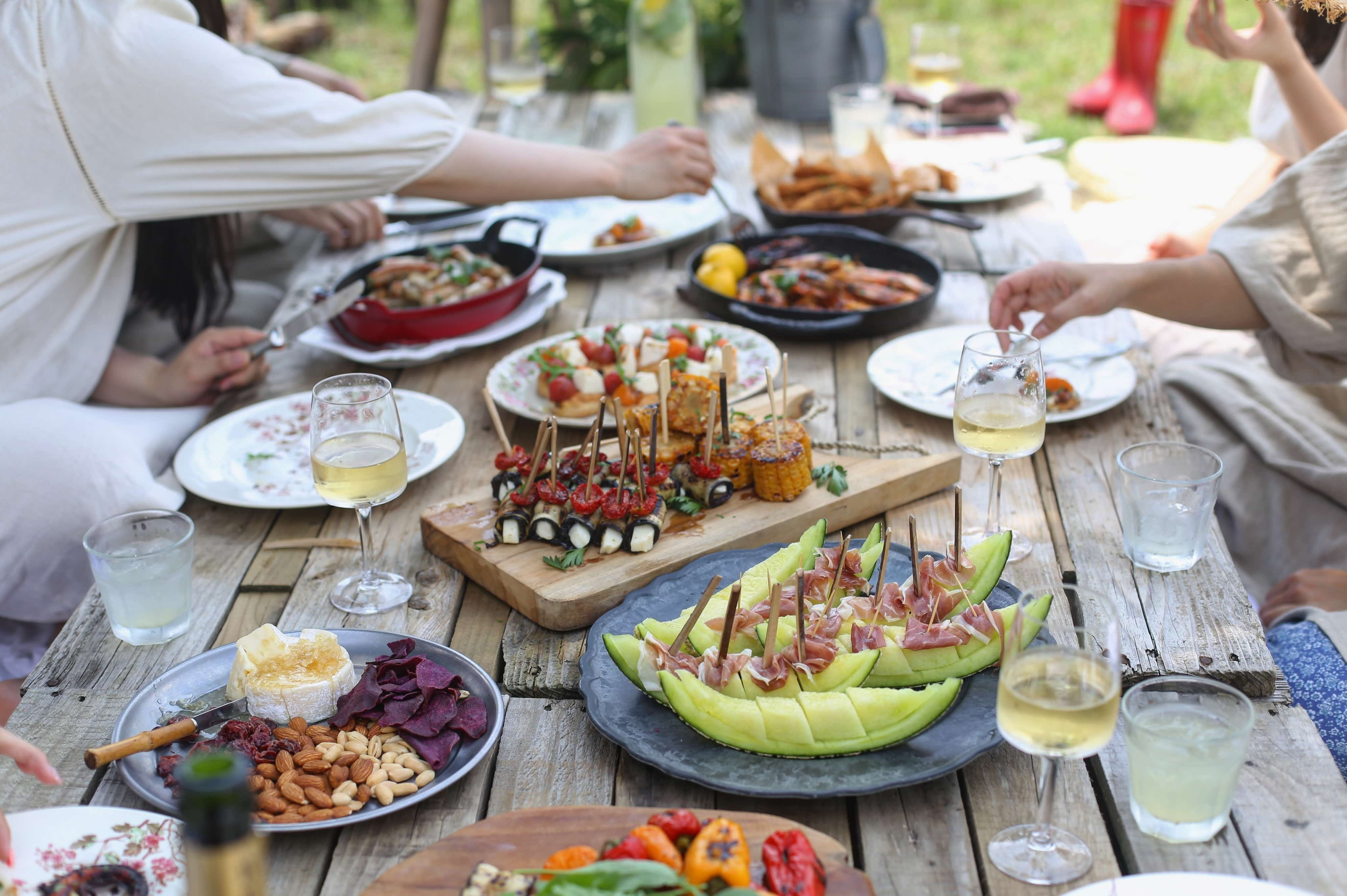 Where To Eat Brunch Outside