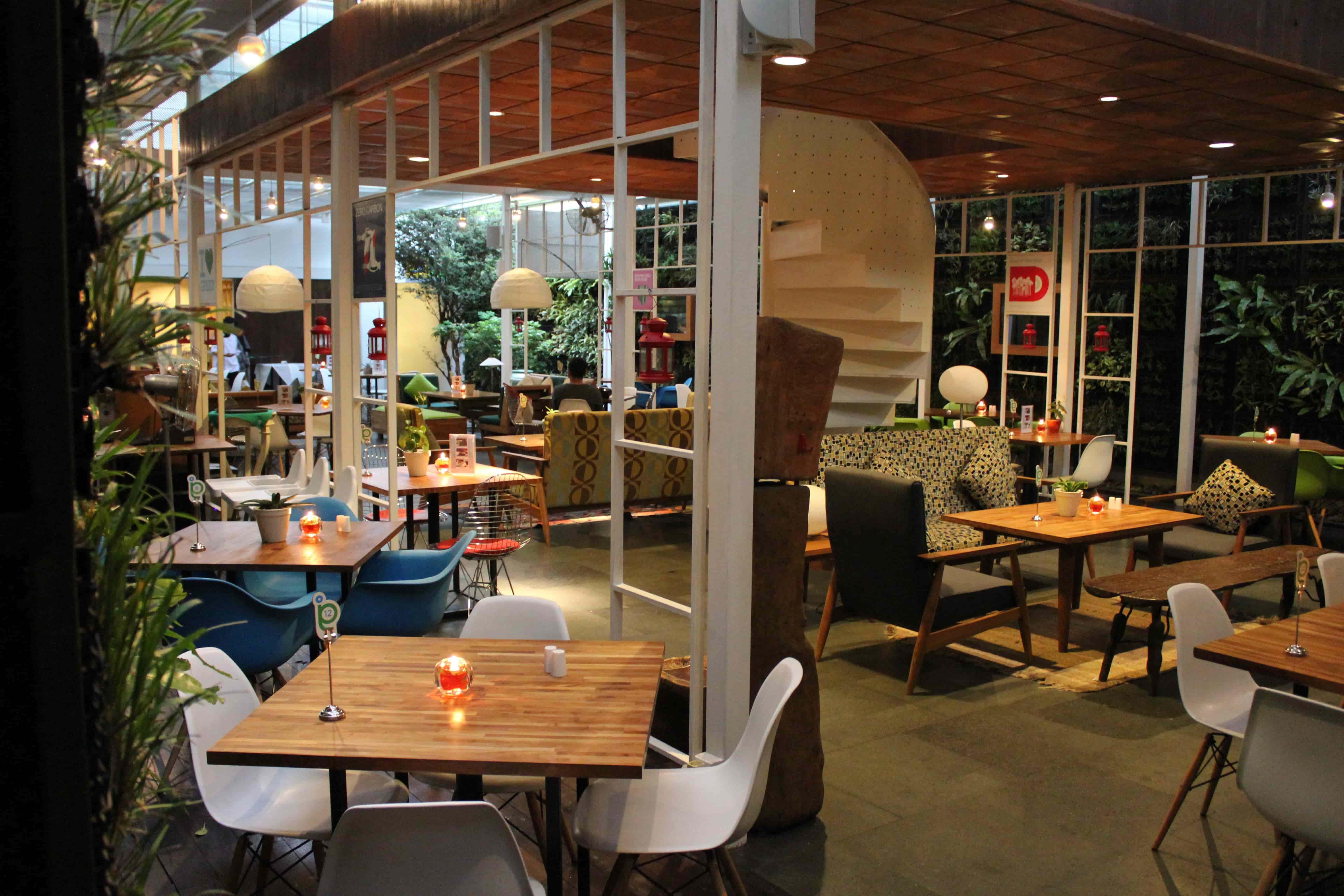 The Best Restaurants In Stoke Newington