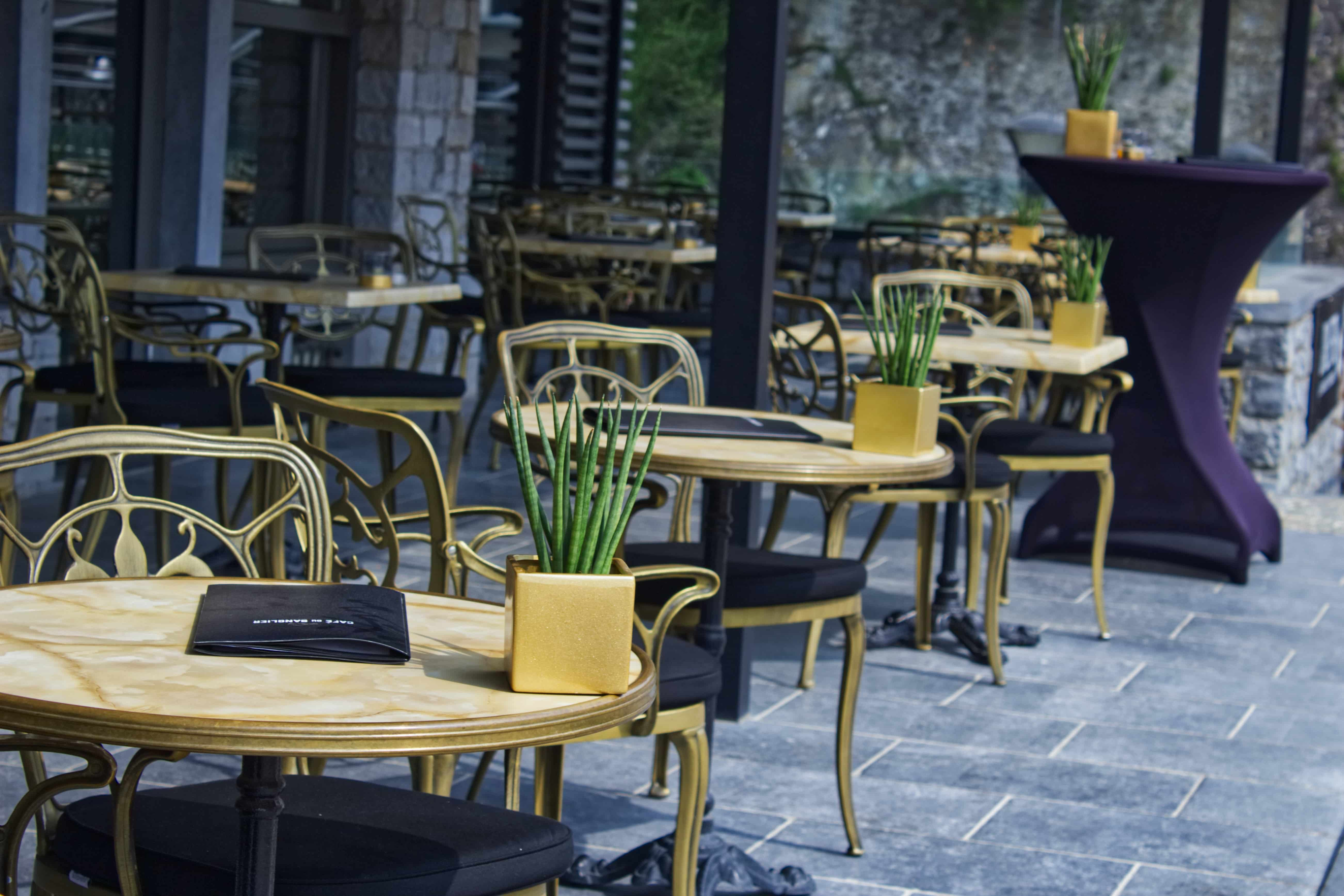Where To Eat Outside In Notting Hill