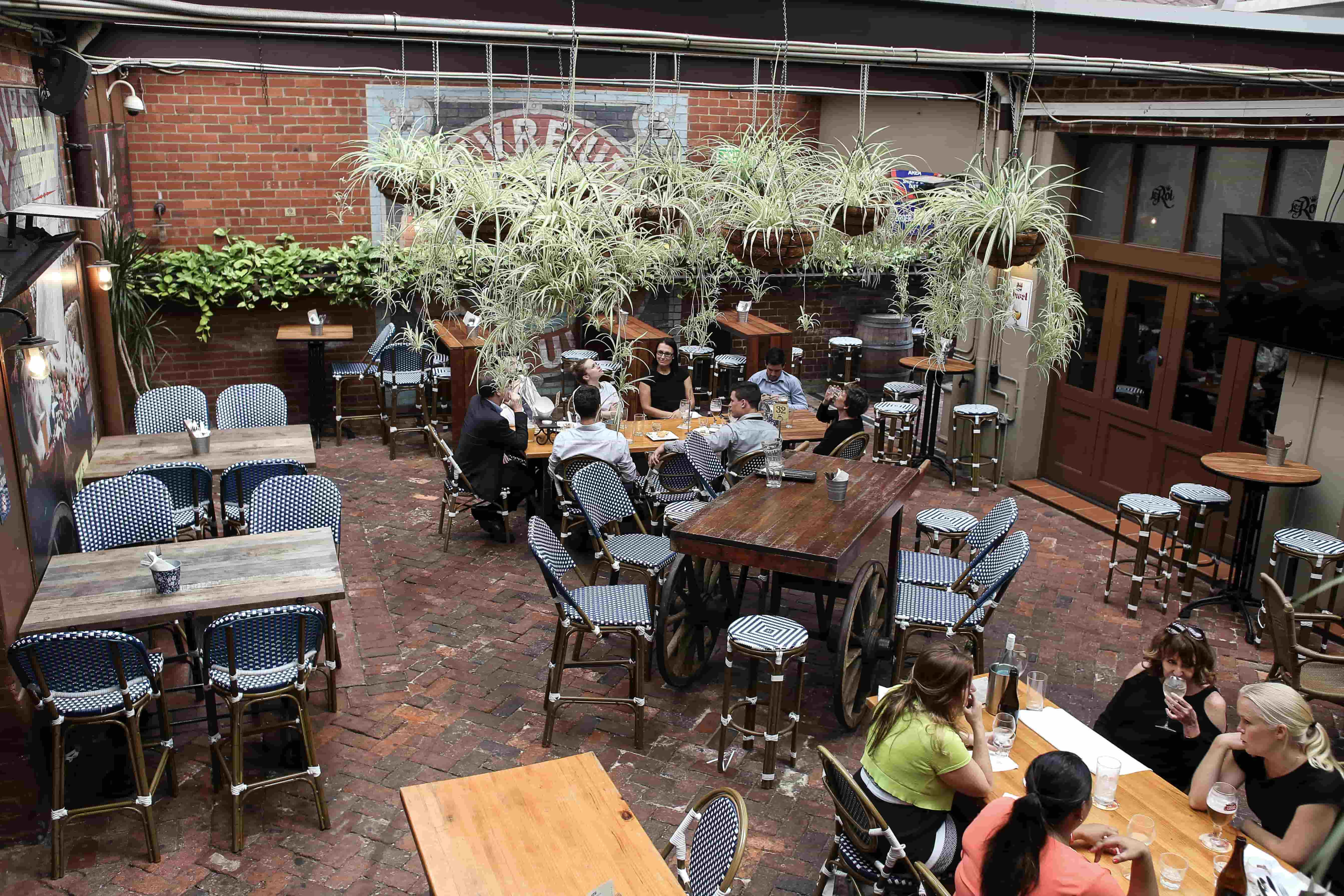 13 Quiet Patios Because This Is All Still A Bit Much