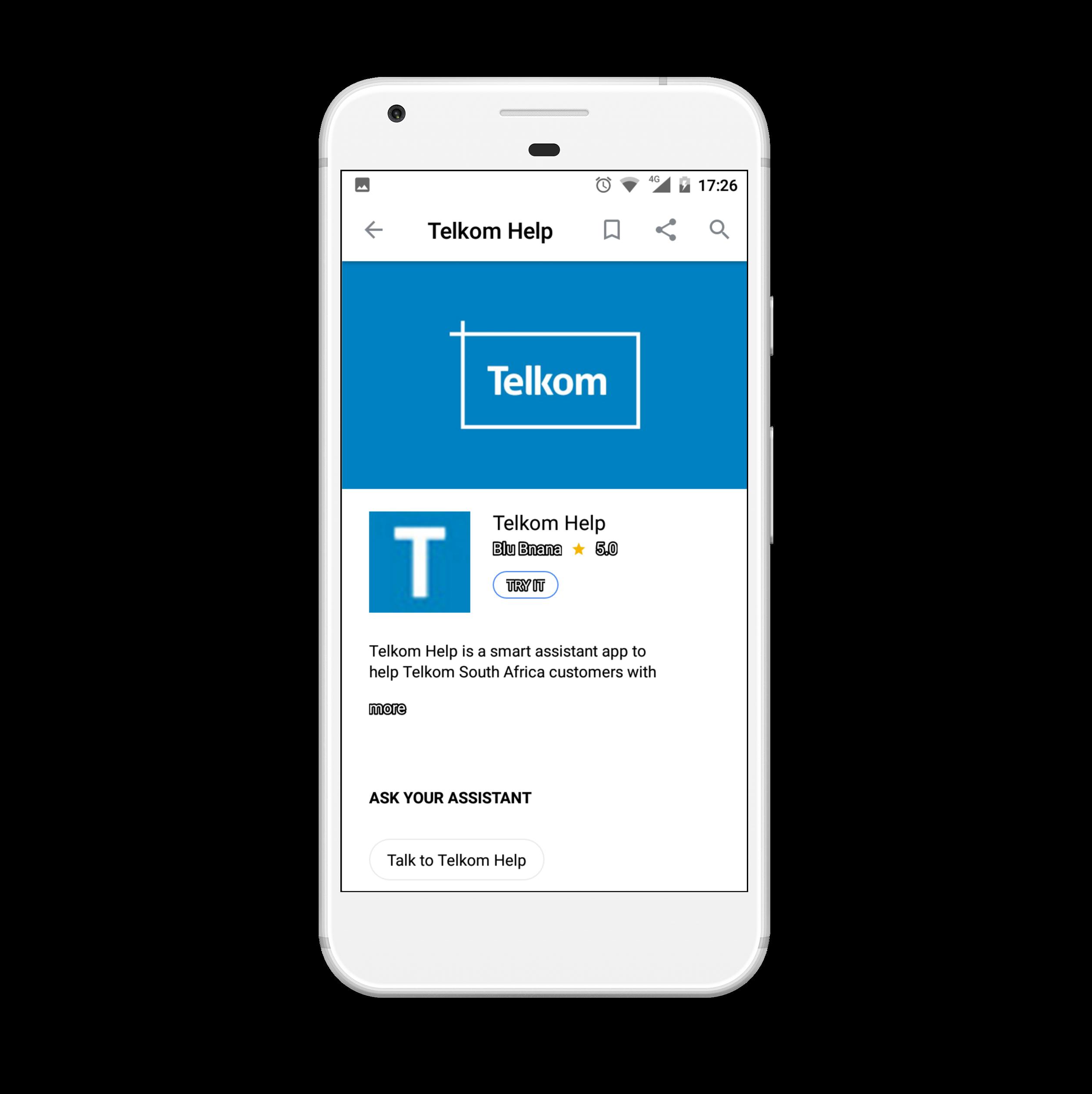 Telkom Help Smart Assistant
