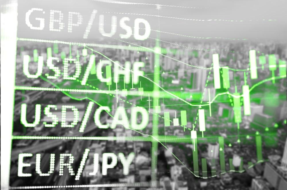 通貨ペアとチャート図