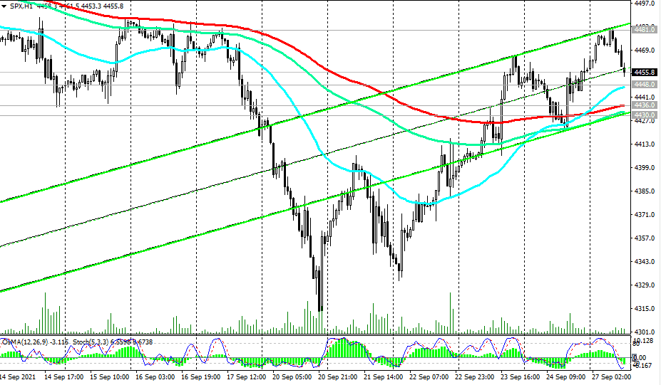 S&P 500: technical analysis and trading recommendations_09/27/2021
