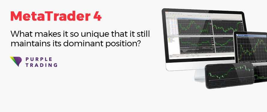 MetaTrader4 - what makes it so unique that it still maintains its dominant position? preview