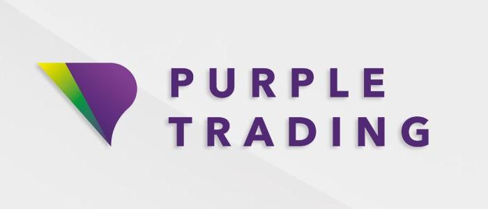 Logo Purple-Trading