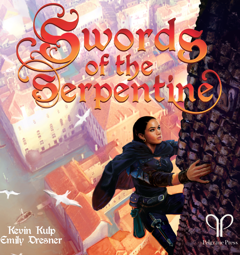 Swords of the Serpentine: Corpse Astray