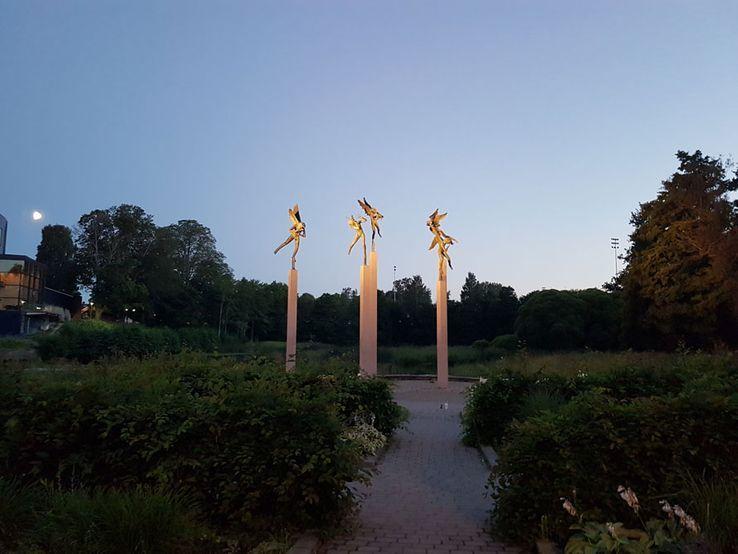Änglarna i Gävle