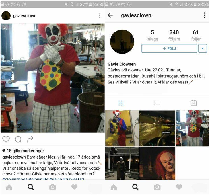 Clownhysterin - En bluff?