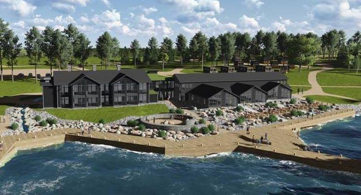 Furuviksparken bygger havshotell