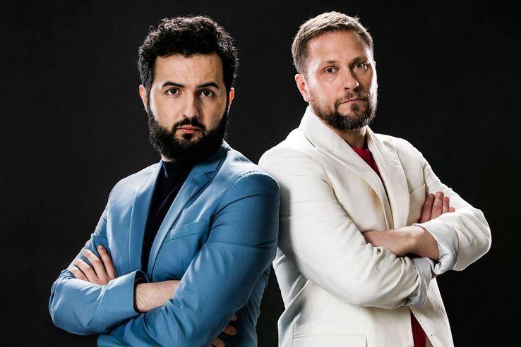 Magnus betnér roastar Gävle - Kommer tillbaka i december