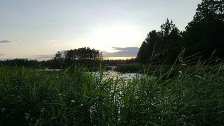 Rudsjön i Gävle