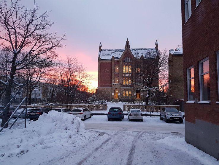 SMHI: Upp till 30 centimeter snö