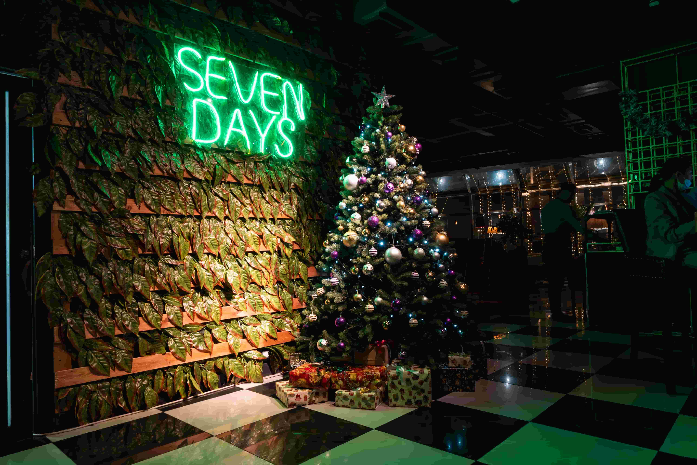 0 Фото интерьера Seven Days