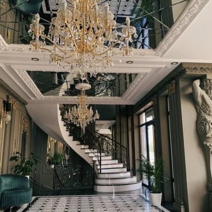10 Фото интерьера Palazzo